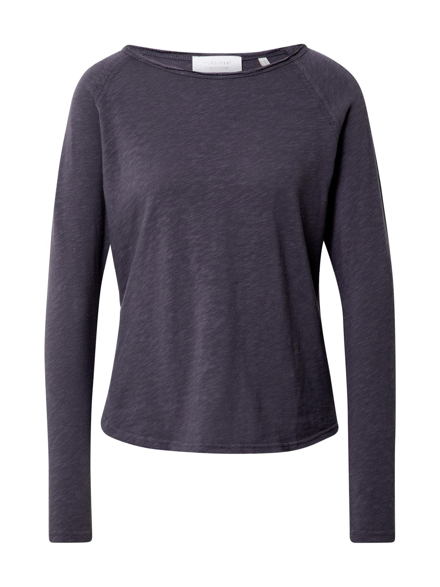 Rich & Royal Marškinėliai tamsiai pilka