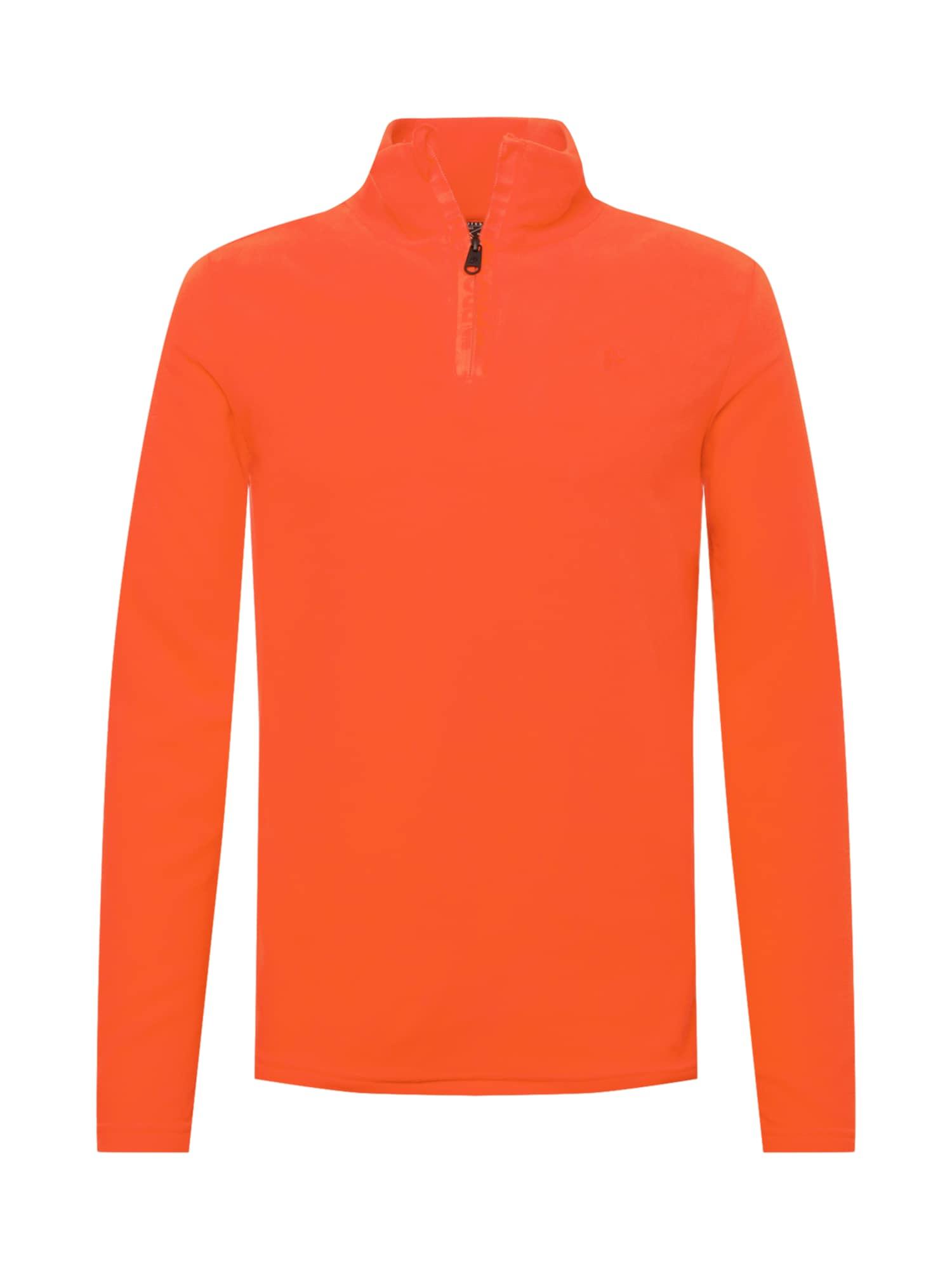 PROTEST Sportovní mikina 'Perfecto'  oranžová