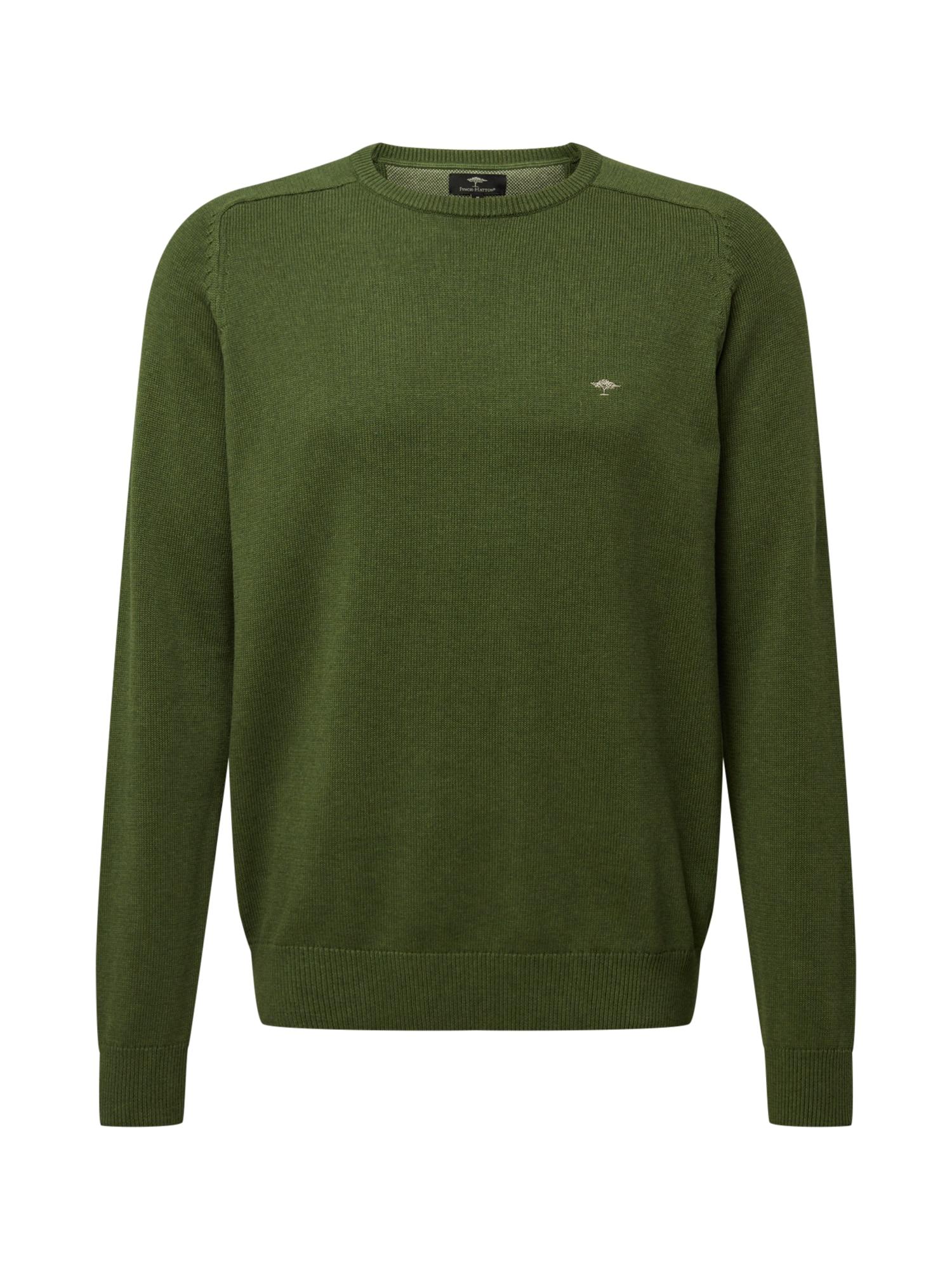 FYNCH-HATTON Megztinis žolės žalia