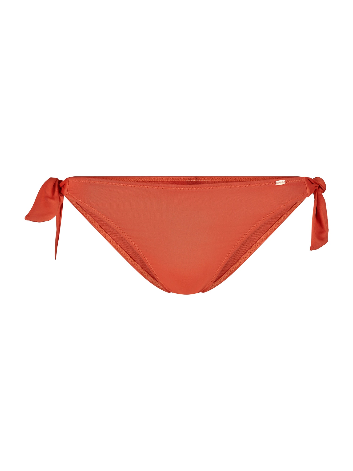 Skiny Bikinio kelnaitės tamsiai oranžinė