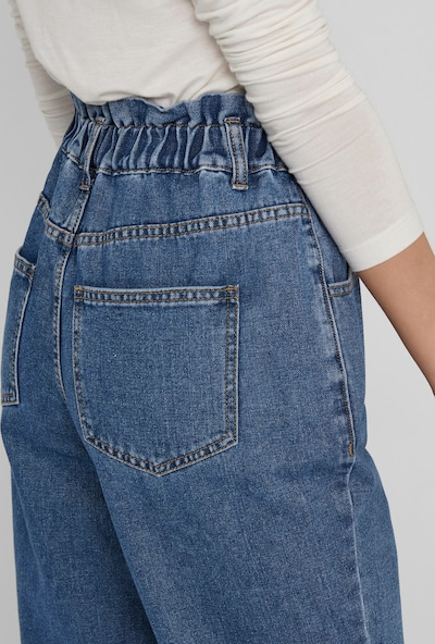 Only Ova Life Karottenjeans mit hoher Paperbag-Taille