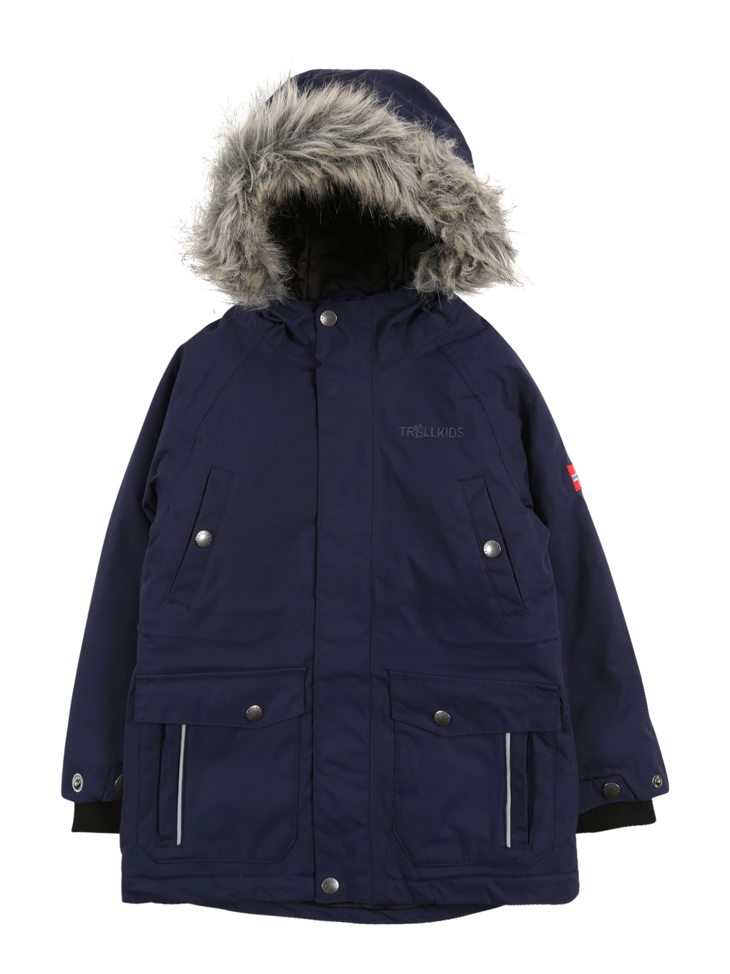 TROLLKIDS Zimní bunda  námořnická modř