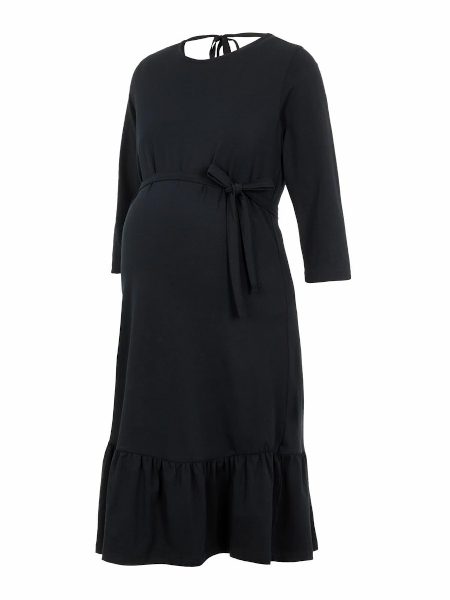 MAMALICIOUS Suknelė 'Sasja' juoda
