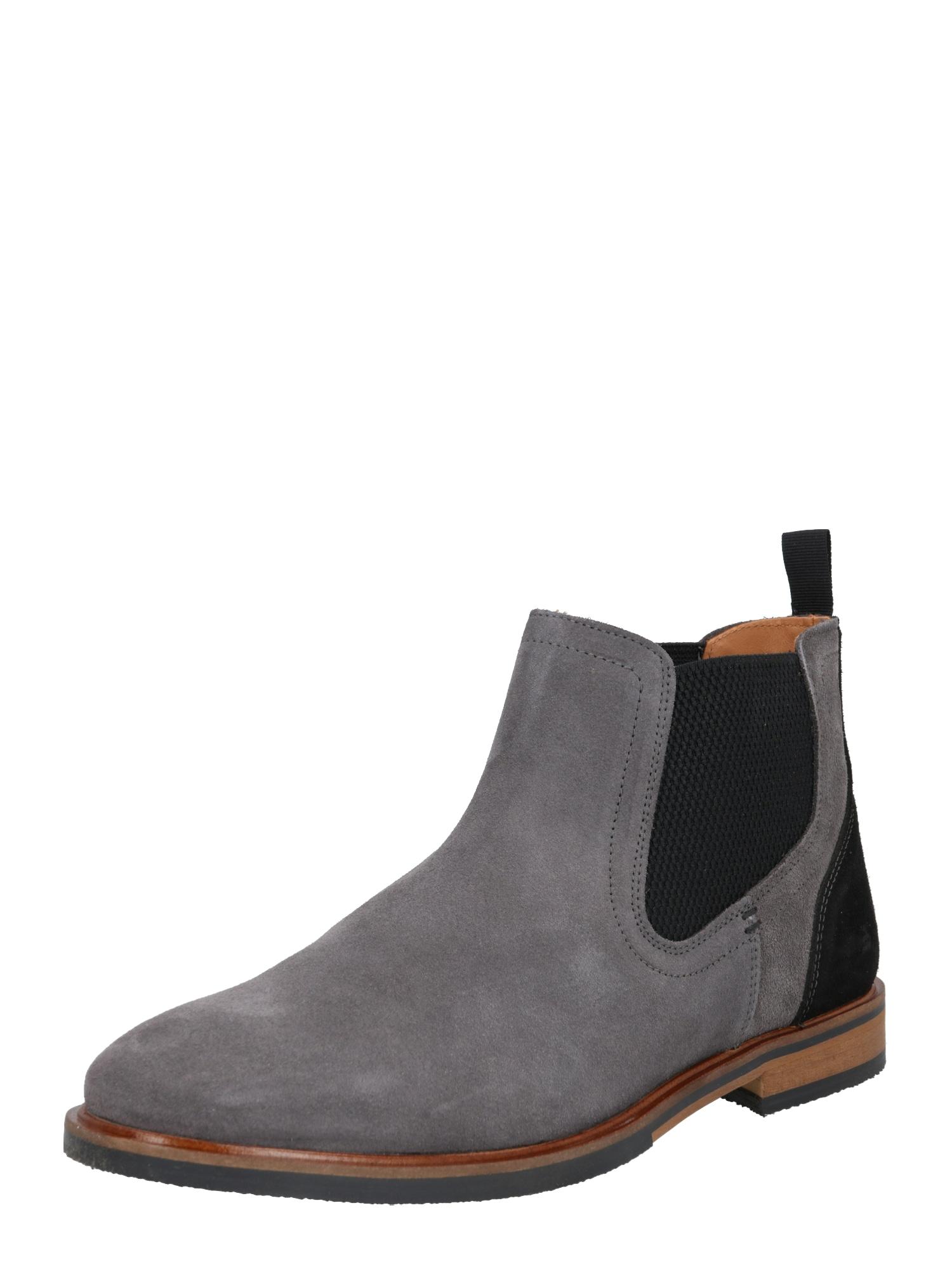 "BULLBOXER ""Chelsea"" batai pilka / juoda"