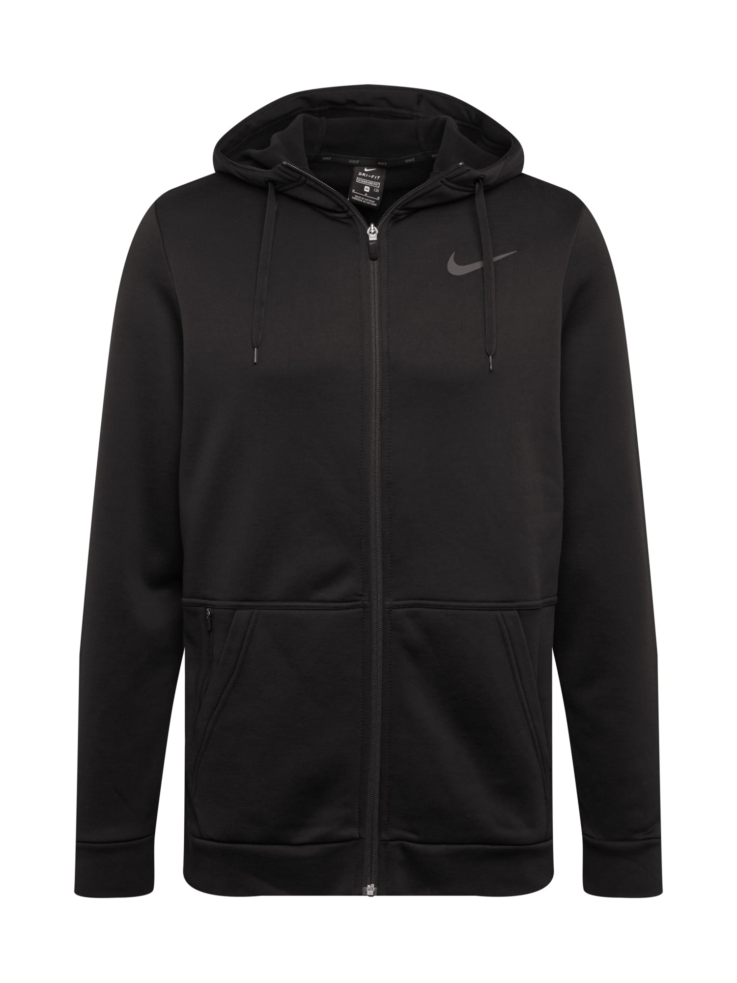 NIKE Sportinis džemperis juoda
