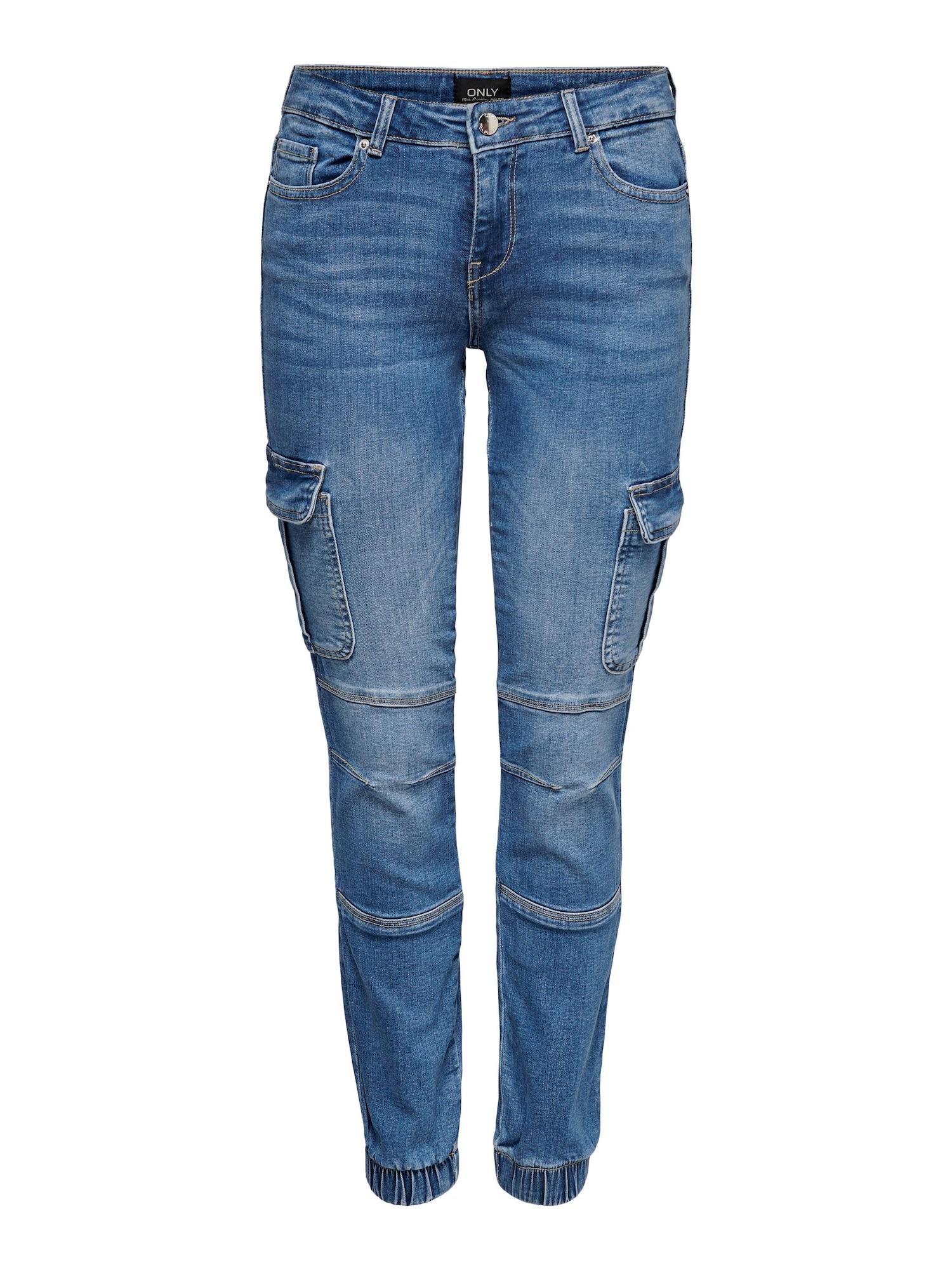 ONLY Darbinio stiliaus džinsai tamsiai (džinso) mėlyna