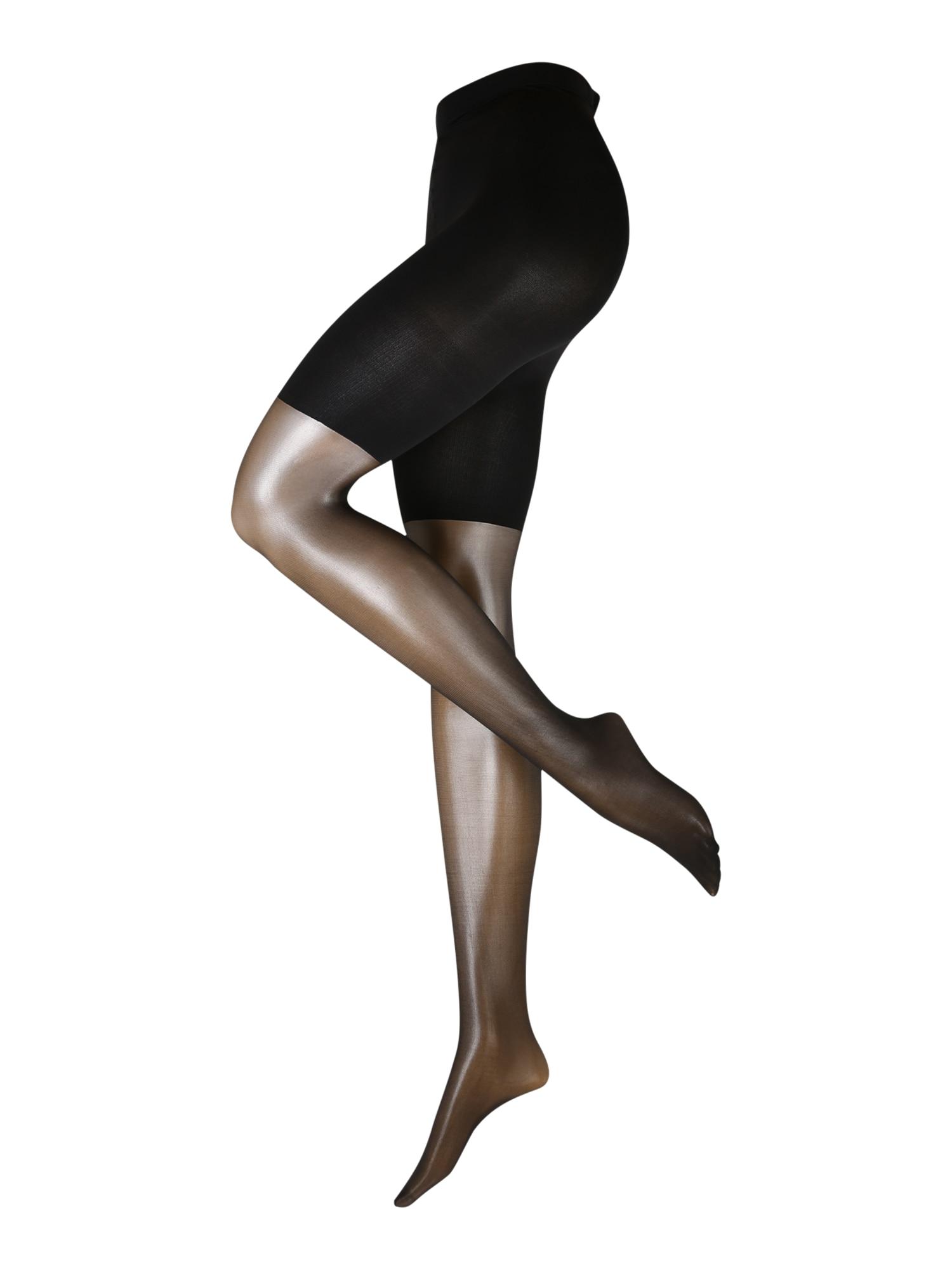 SPANX Permatomos pėdkelnės juoda