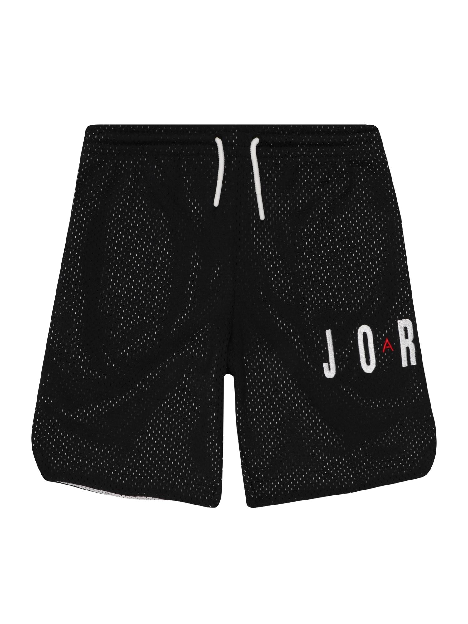 Jordan Kelnės juoda / balta