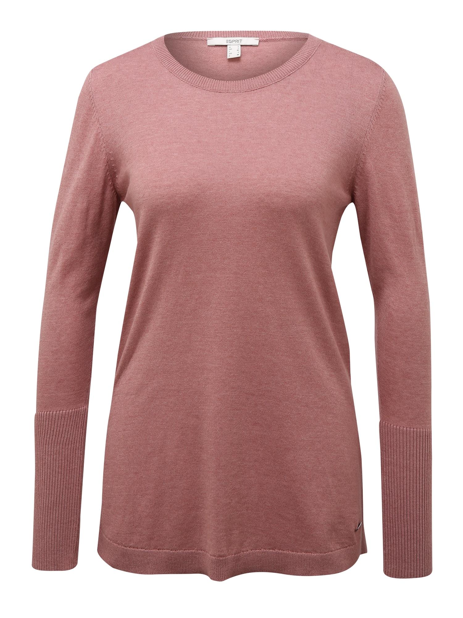 Esprit Maternity Megztinis ryškiai rožinė spalva