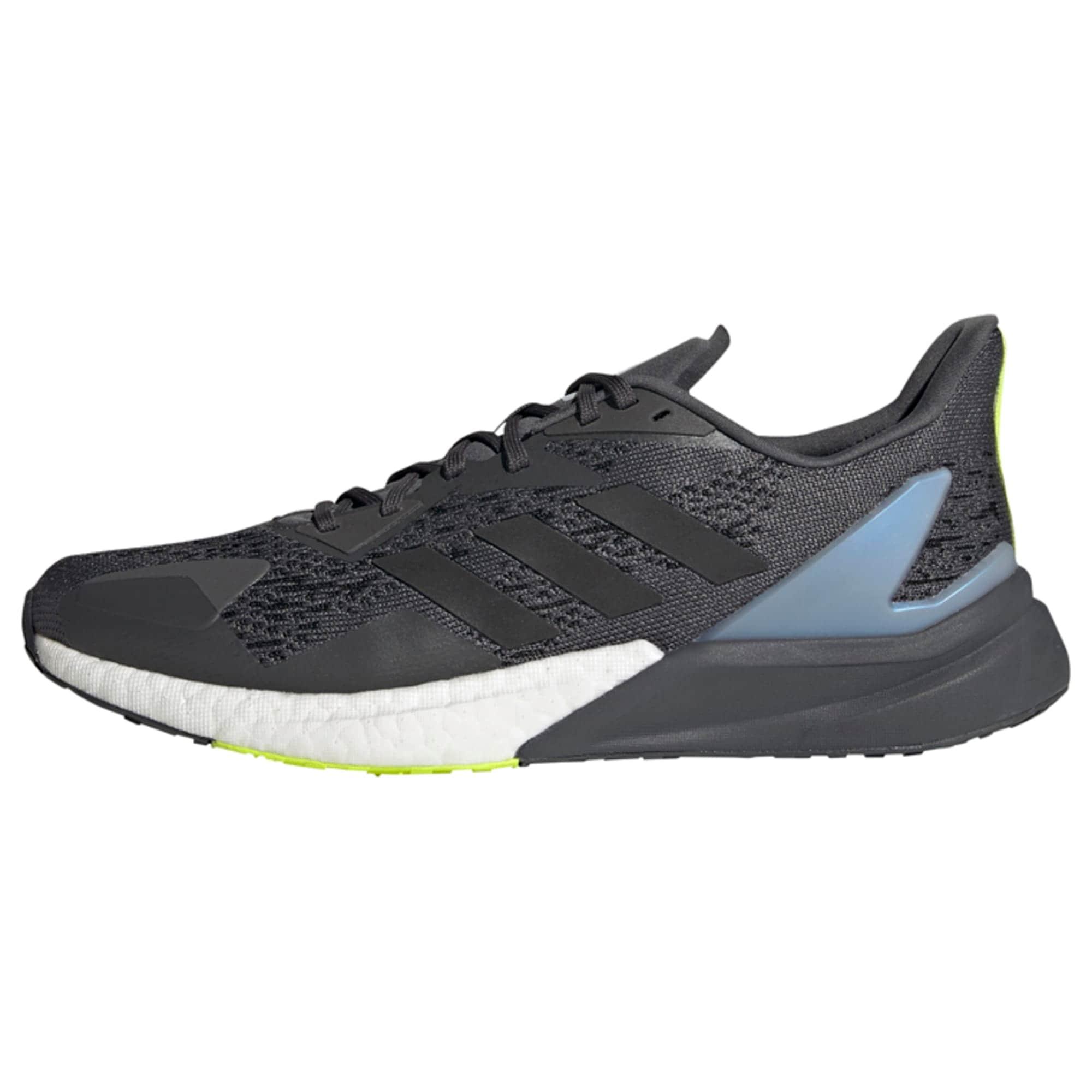 ADIDAS PERFORMANCE Bėgimo batai juoda / mėlyna