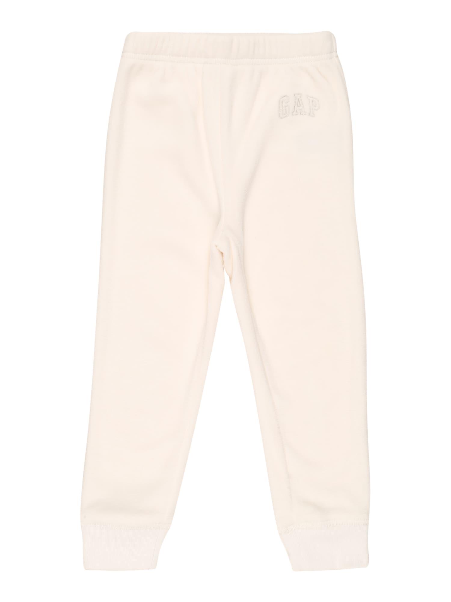 GAP Kalhoty  béžová