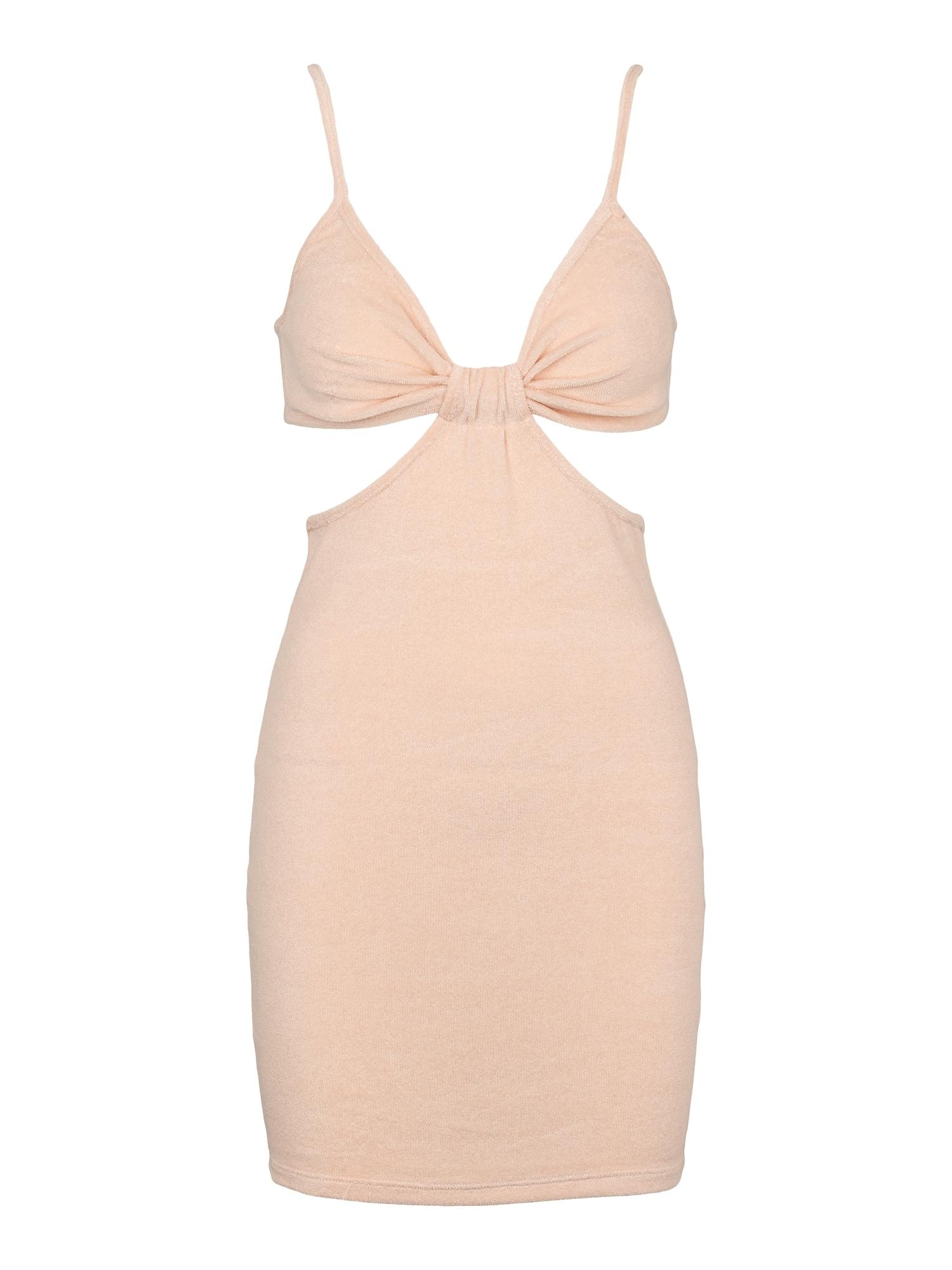 OW Intimates Paplūdimio suknelė 'TOWEL' šampano