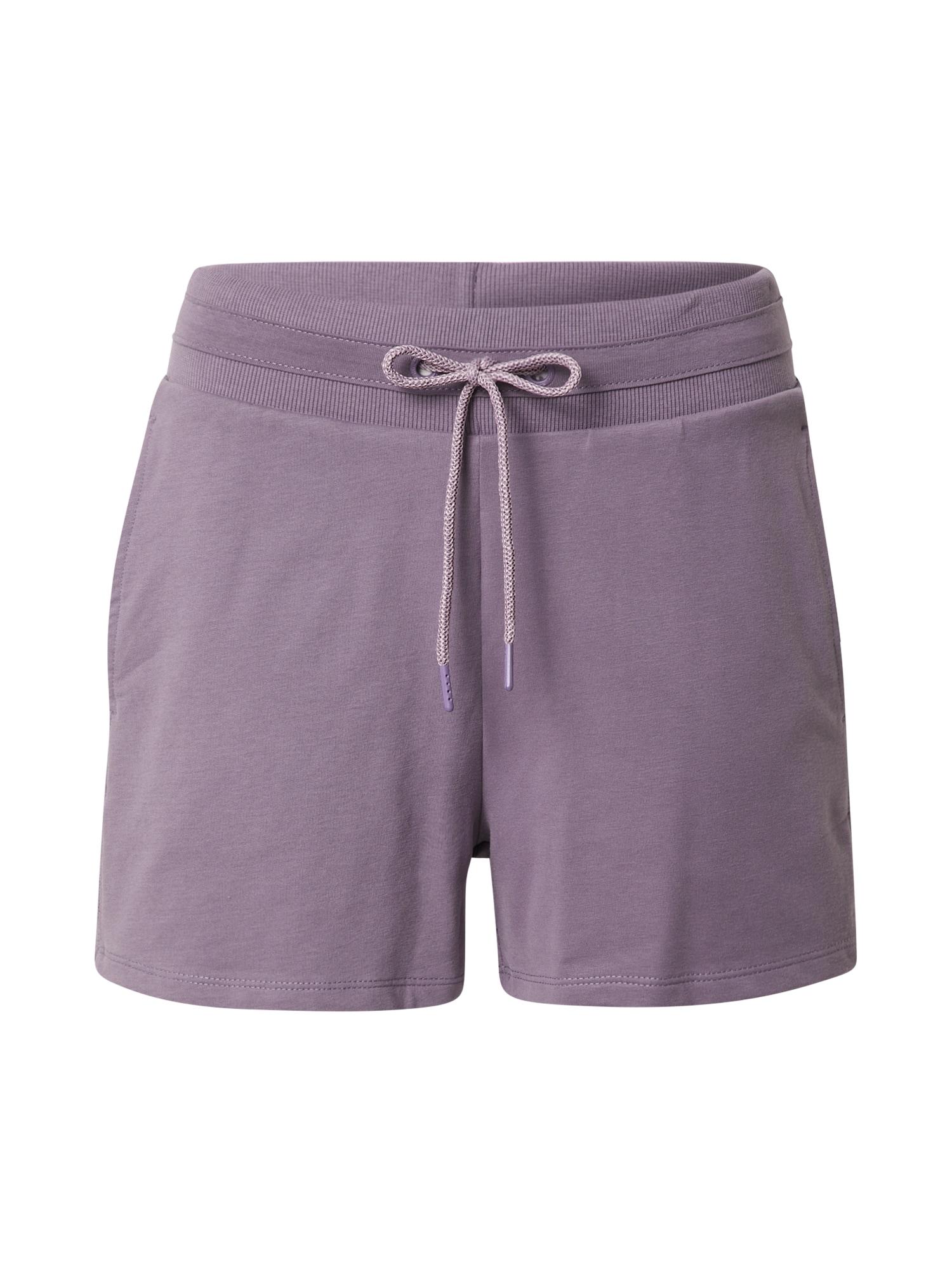 ESPRIT SPORT Sportinės kelnės rausvai violetinė spalva