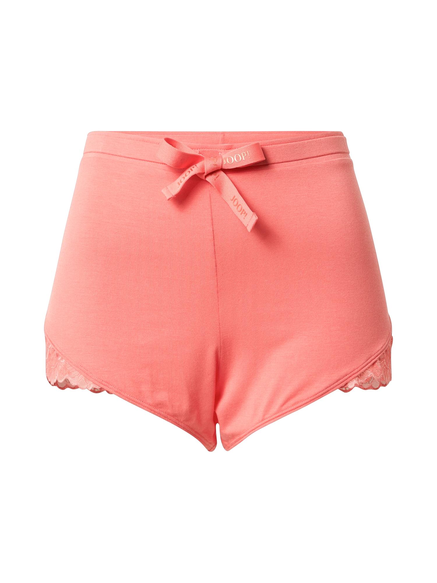 JOOP! Bodywear Pižaminės kelnės rožių spalva