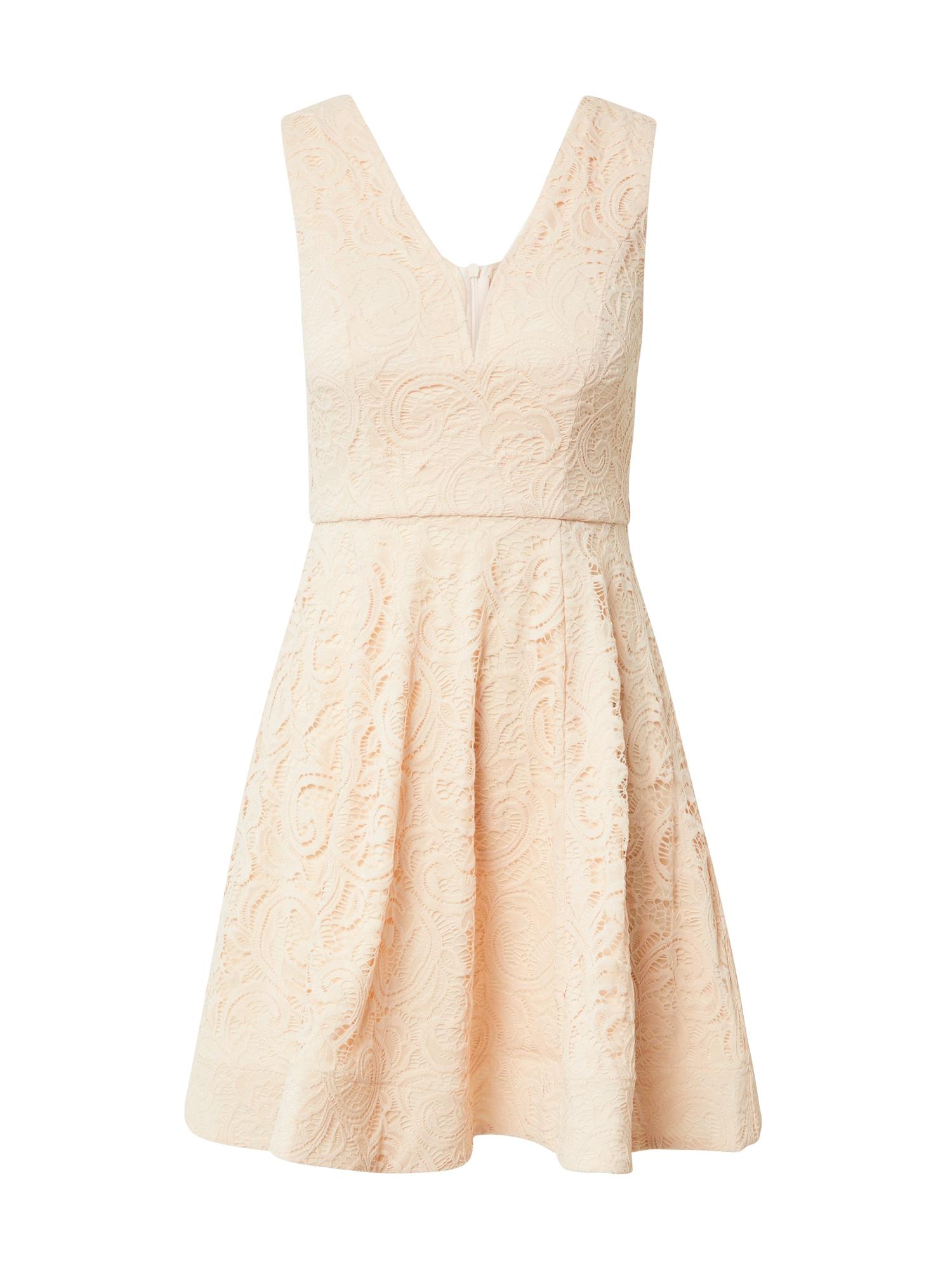 Skirt & Stiletto Suknelė pudros spalva