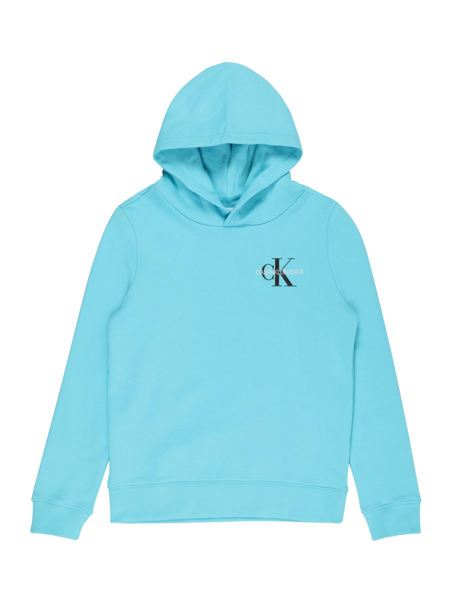 Calvin Klein Jeans Megztinis be užsegimo turkio spalva