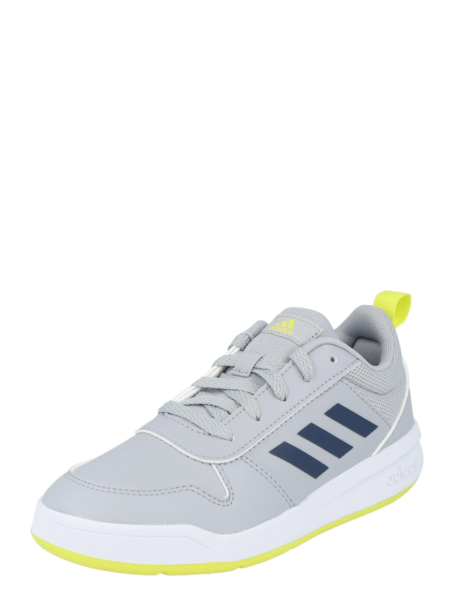 ADIDAS PERFORMANCE Sportiniai batai 'TENSAUR K' šviesiai pilka