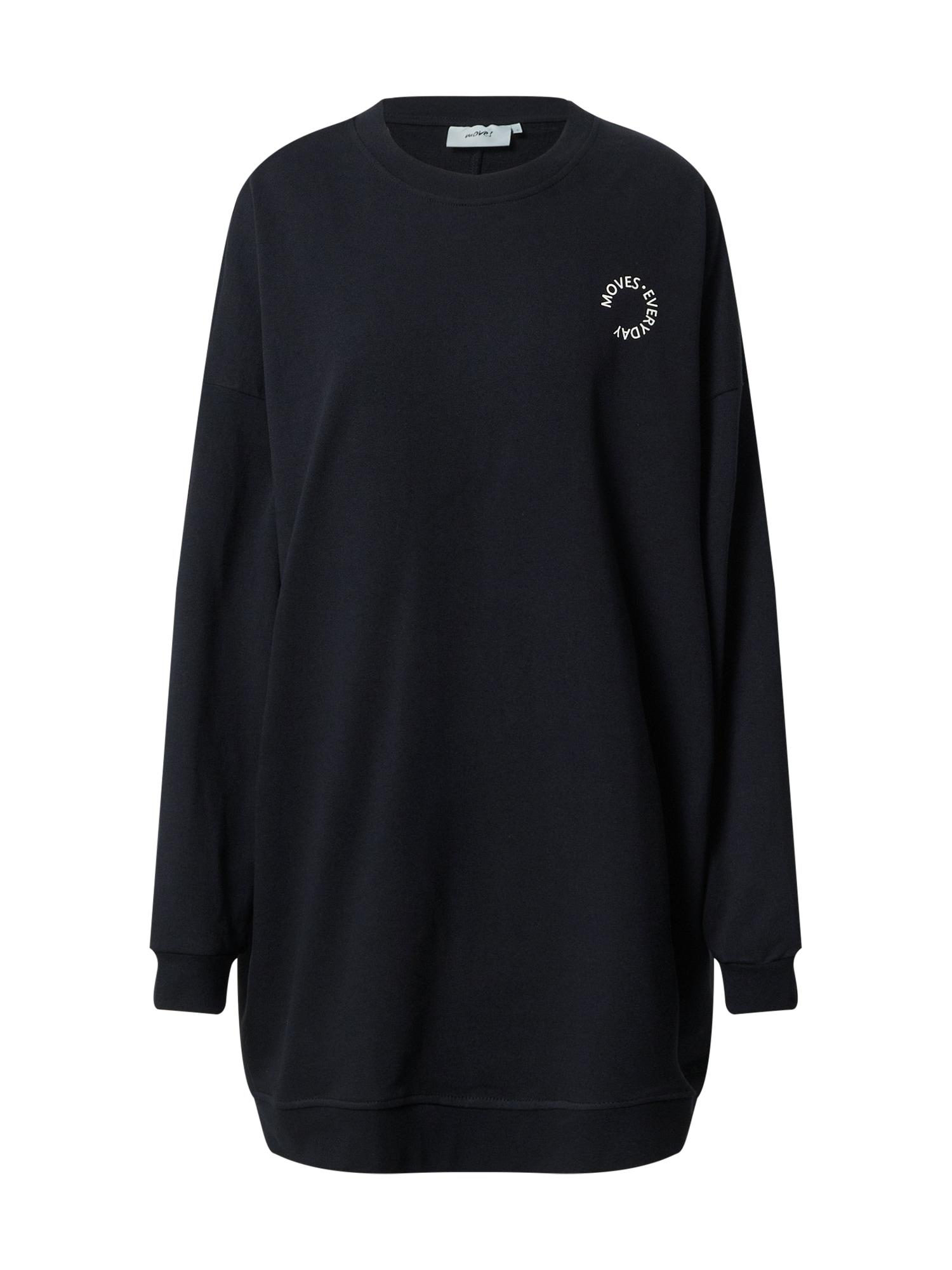 Moves Megztinis be užsegimo juoda