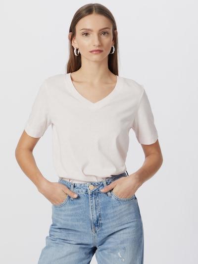 Selected Femme Standard Basic-T-Shirt mit V-Ausschnitt