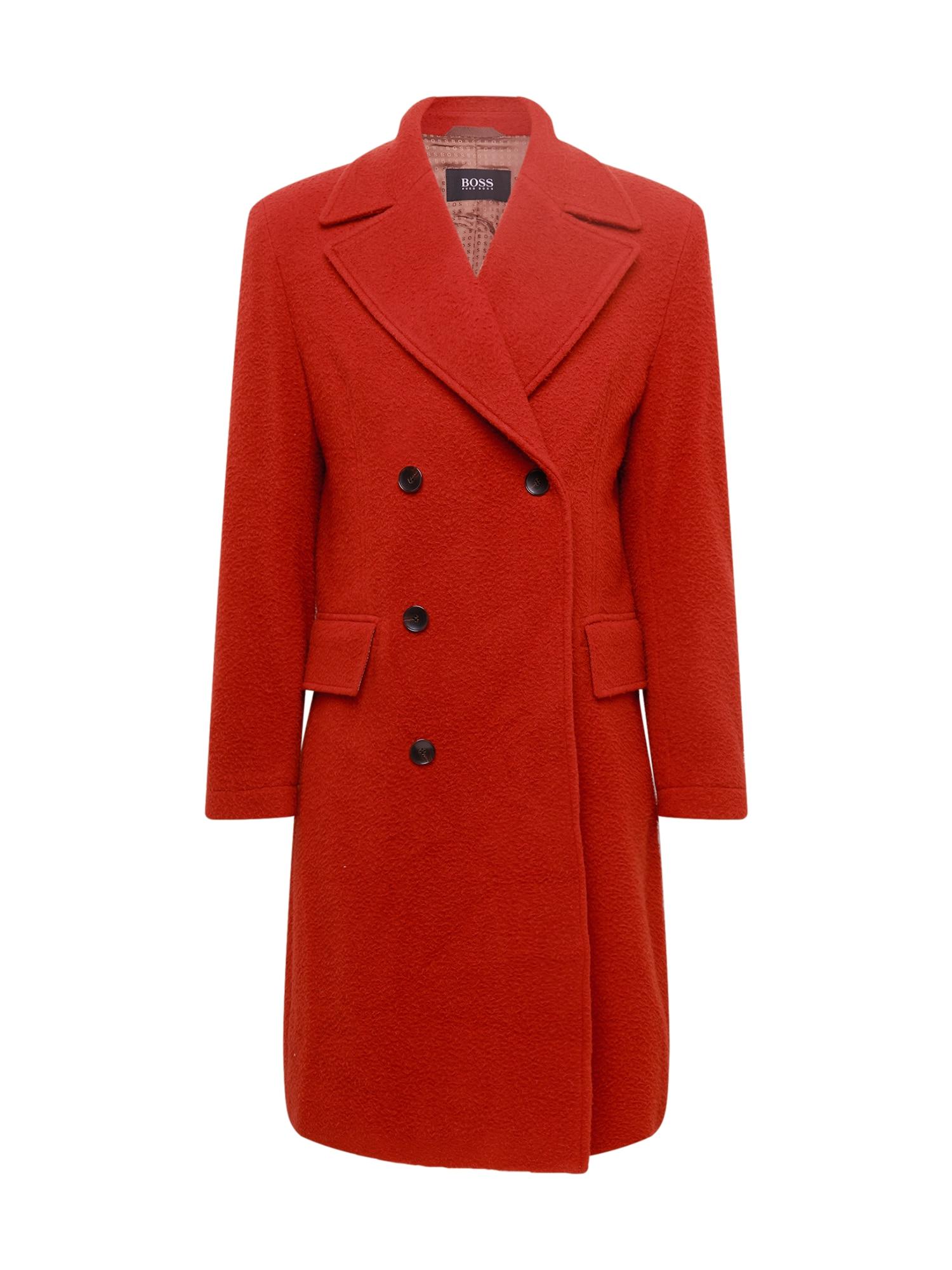 BOSS Přechodný kabát 'Hyde'  červená