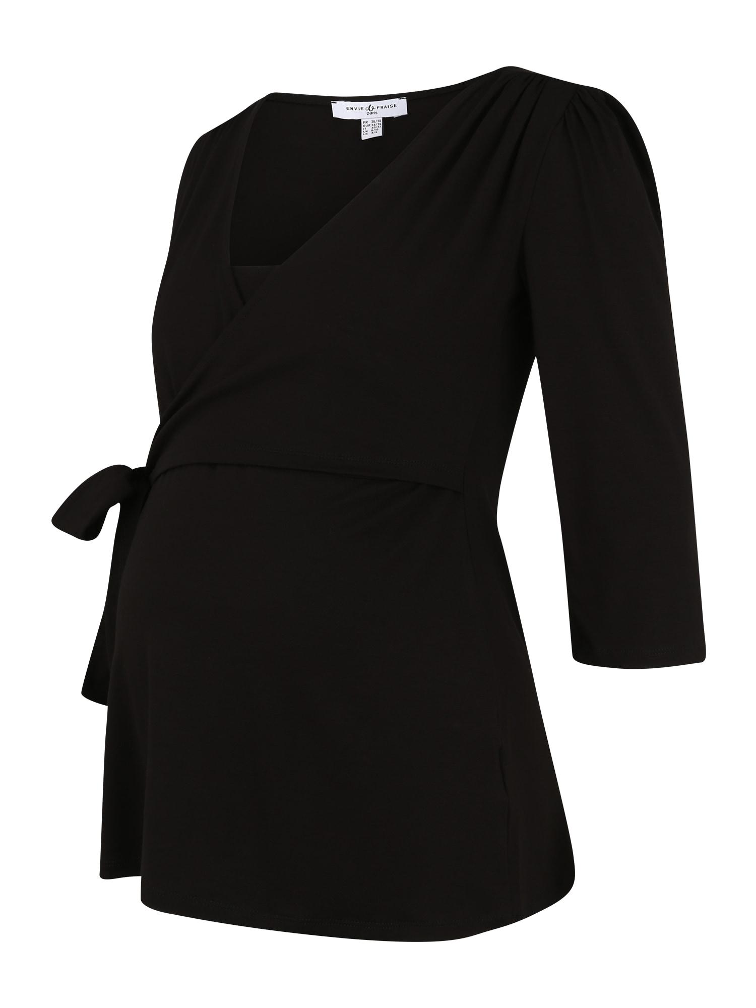 Envie de Fraise Marškinėliai juoda