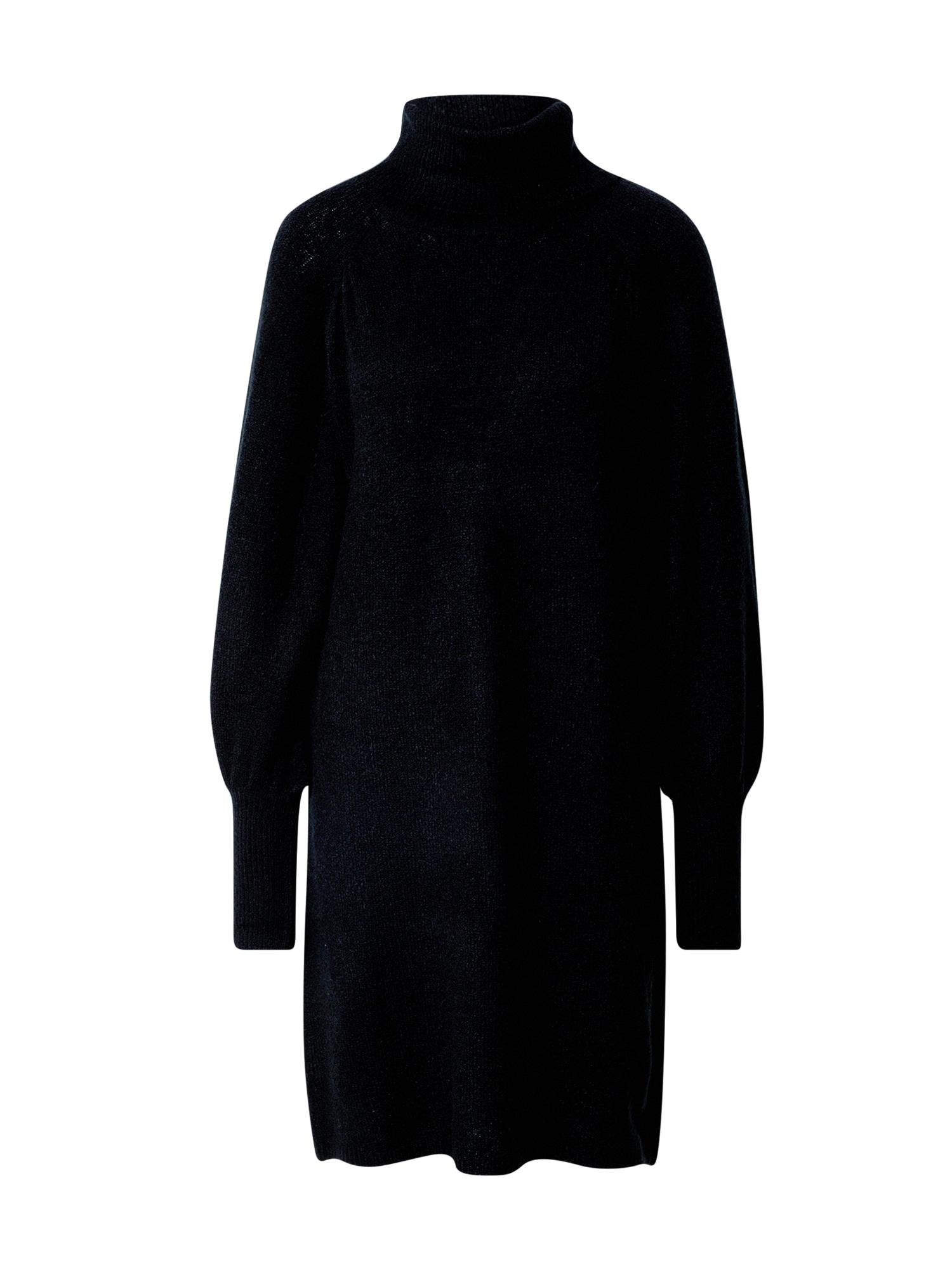 Freequent Megzta suknelė juoda