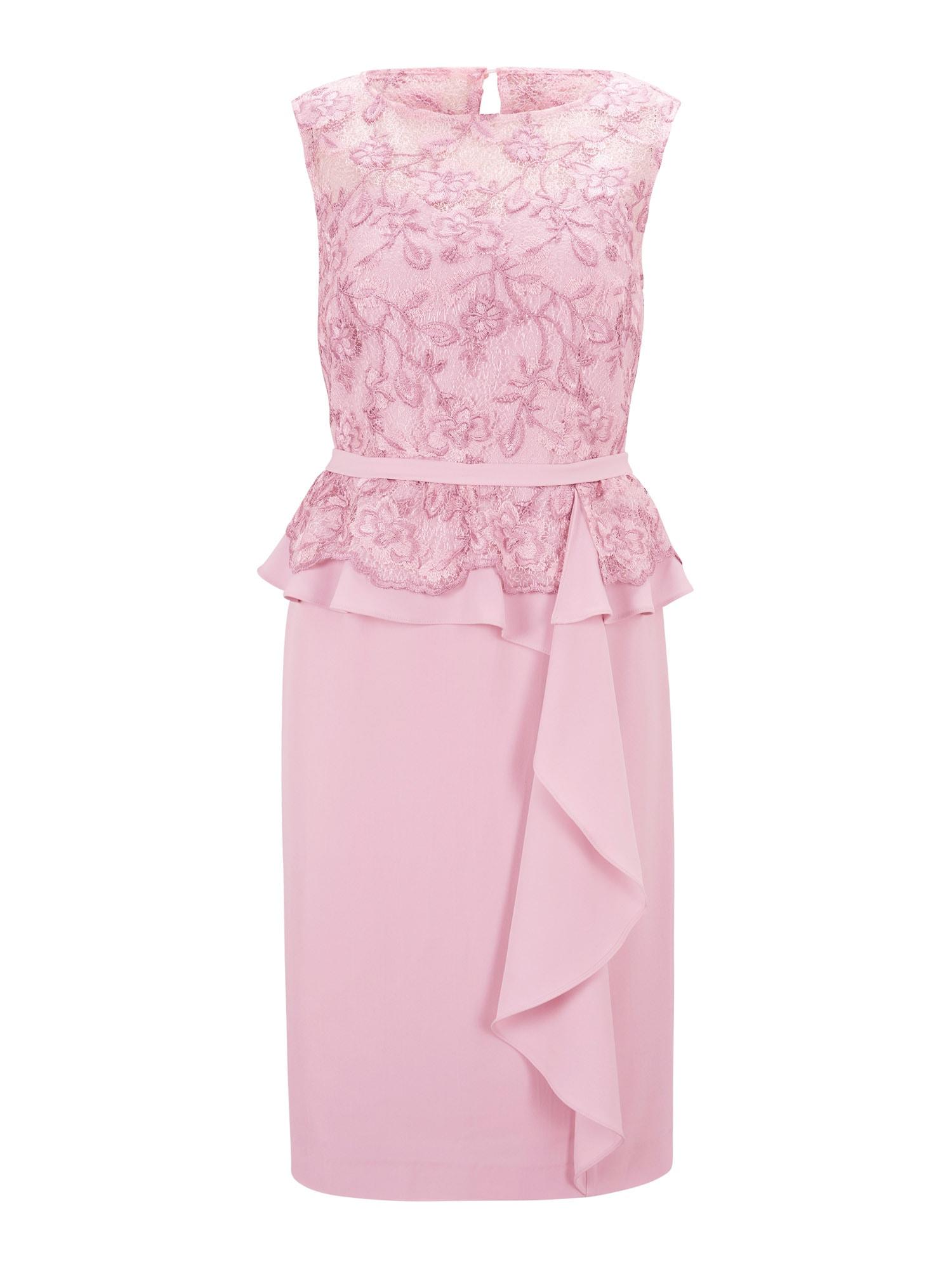 Patrizia Dini by heine Kokteilinė suknelė ryškiai rožinė spalva
