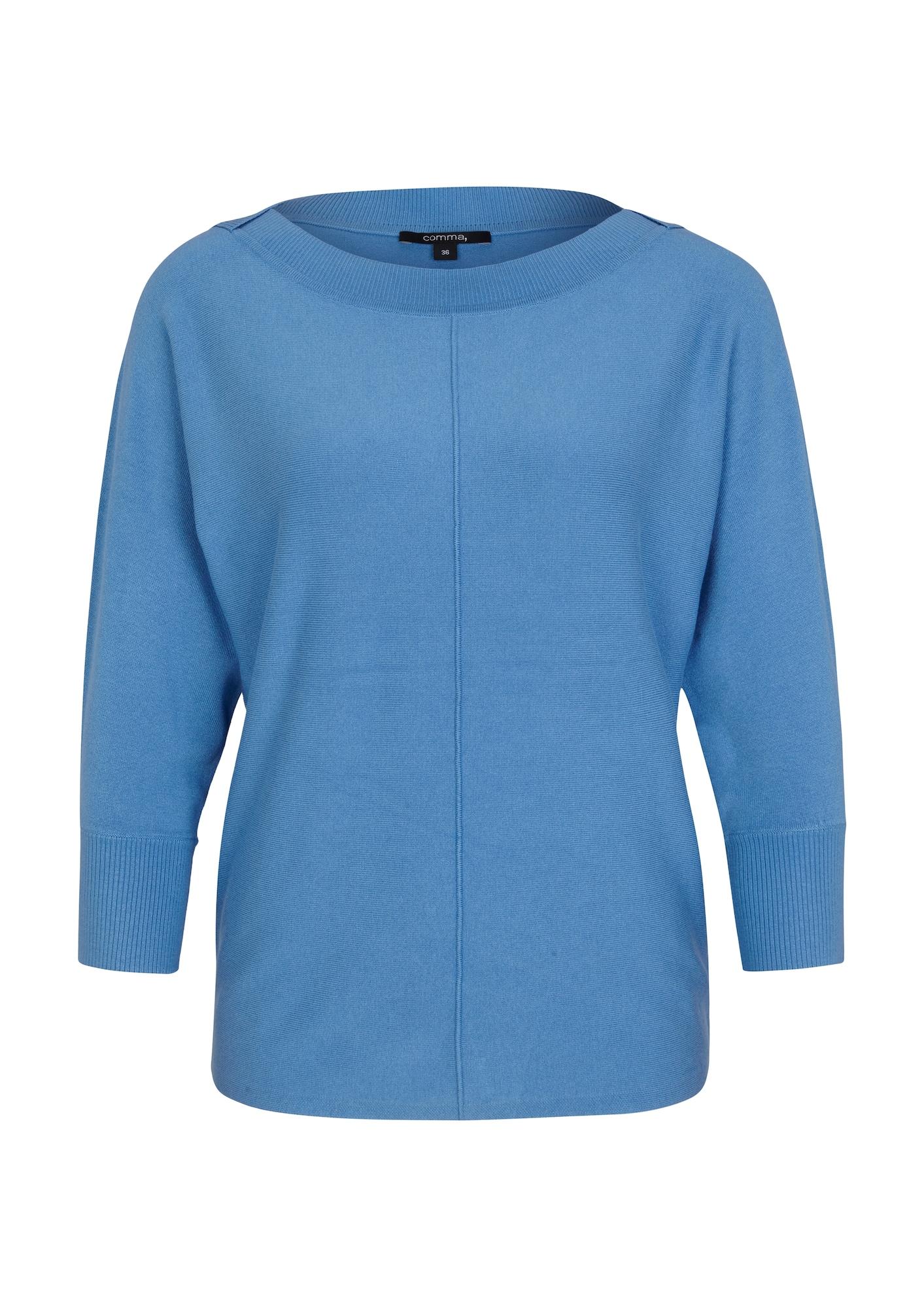COMMA Megztinis mėlyna