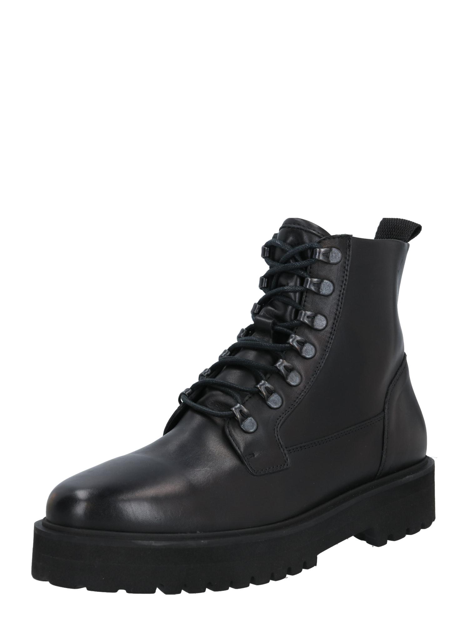 DAN FOX APPAREL Auliniai batai su raišteliais