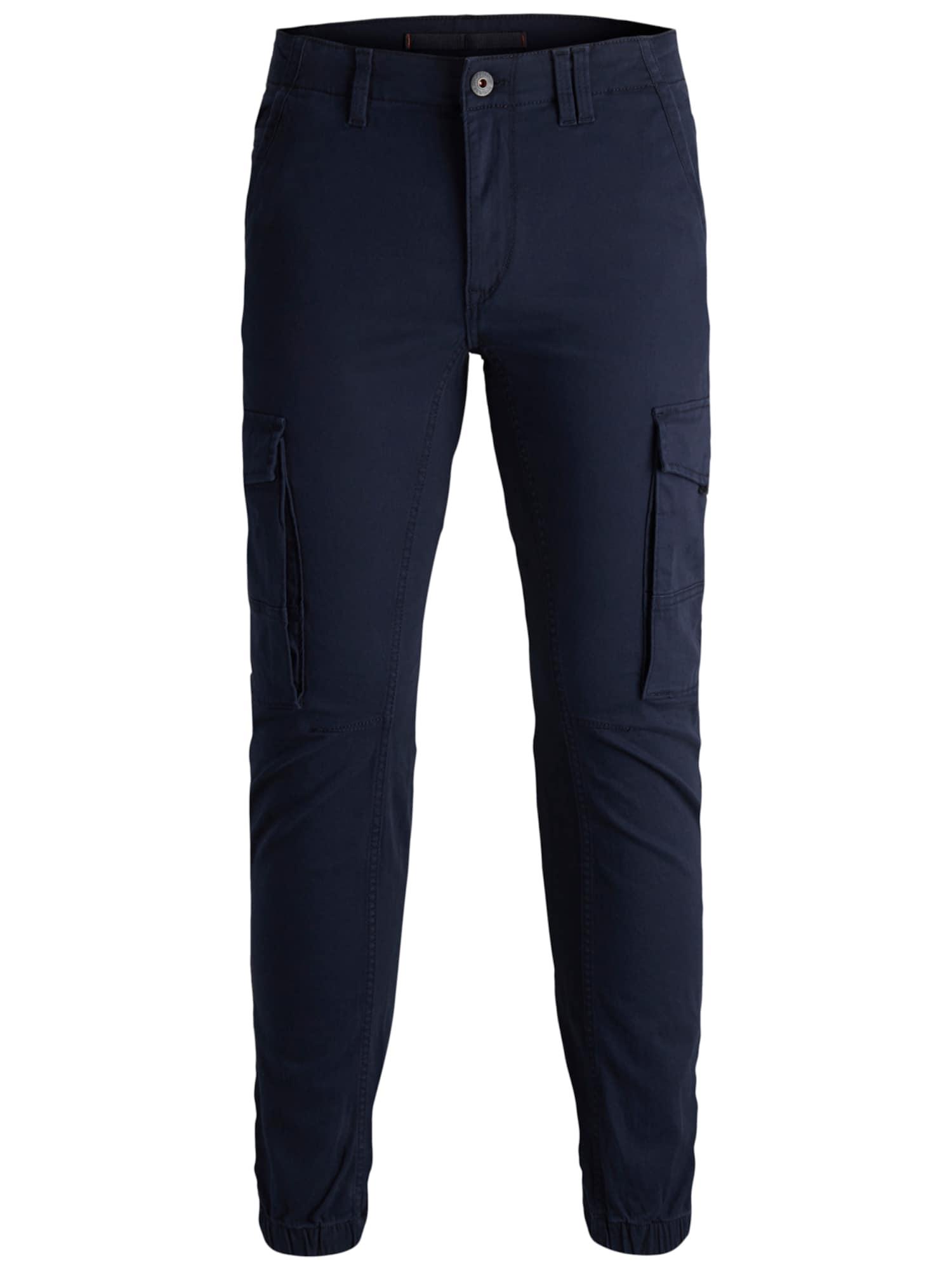Jack & Jones Junior Kelnės 'Paul' tamsiai mėlyna