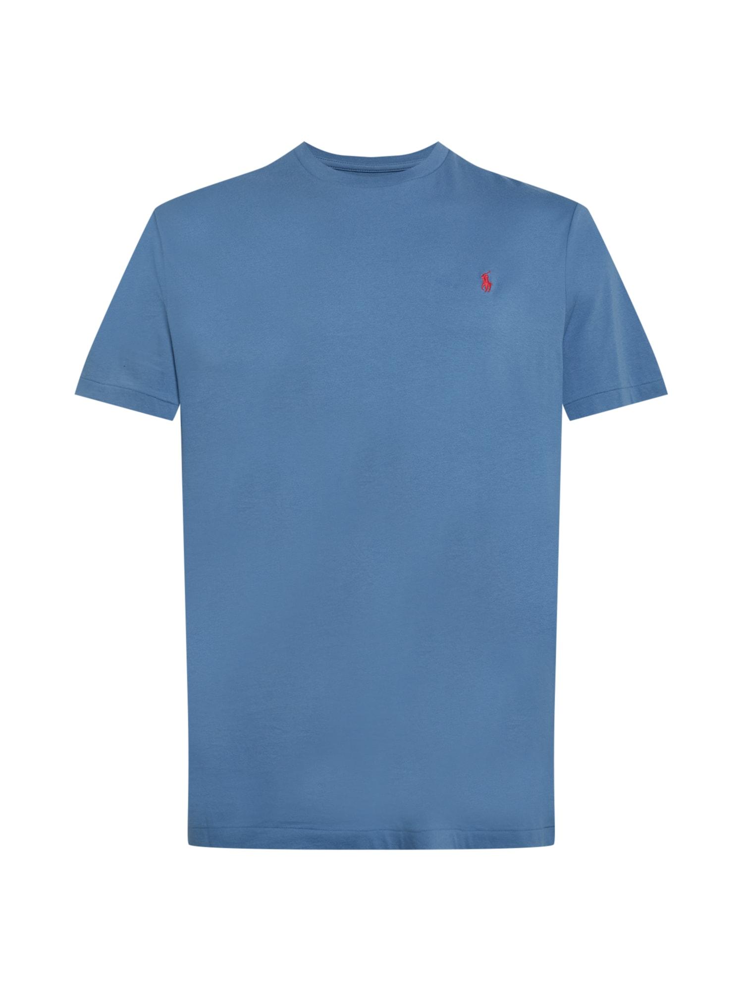 Polo Ralph Lauren Big & Tall Marškinėliai mėlyna dūmų spalva