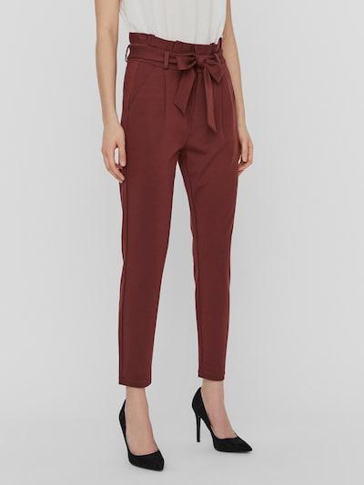 Vero Moda Eva Paperbag-Hose mit normalhoher Bindetaille