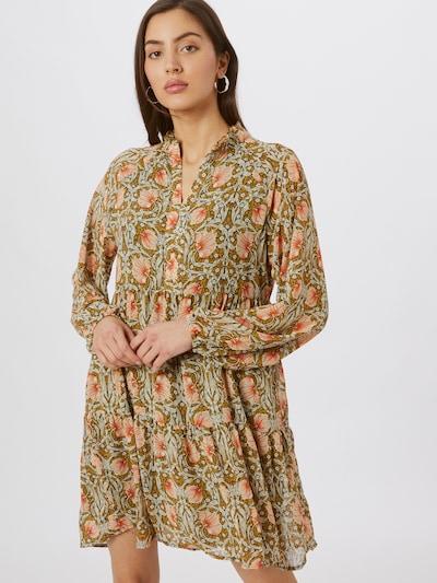 Object Steph Gia Langarm Kurzes Kleid