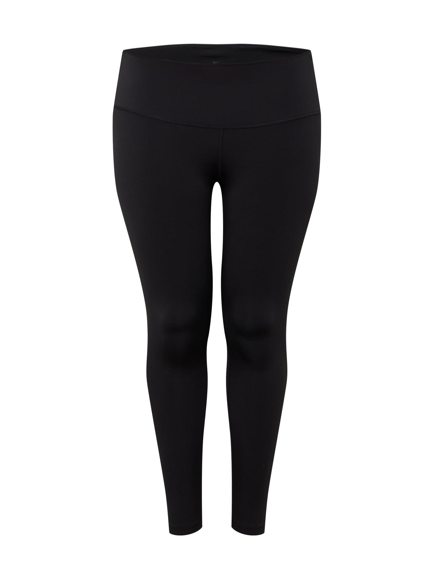 NIKE Sportovní kalhoty 'One'  černá