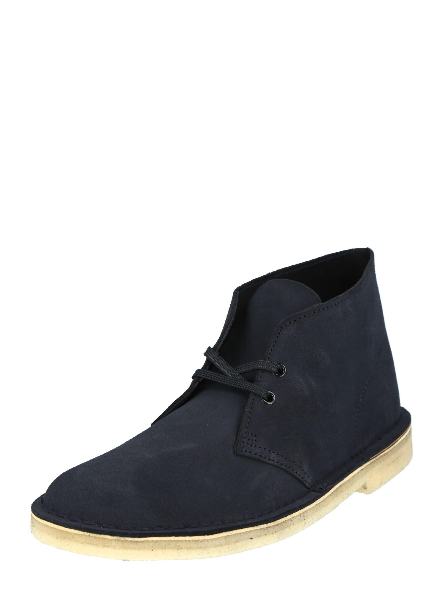 """Clarks Originals """"Chukka"""" batai tamsiai mėlyna"""
