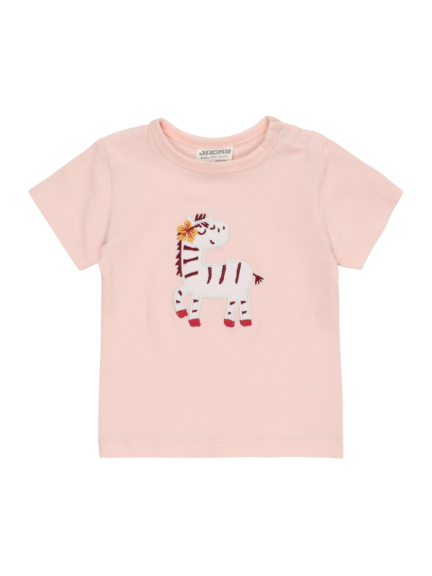 JACKY Marškinėliai rožinė