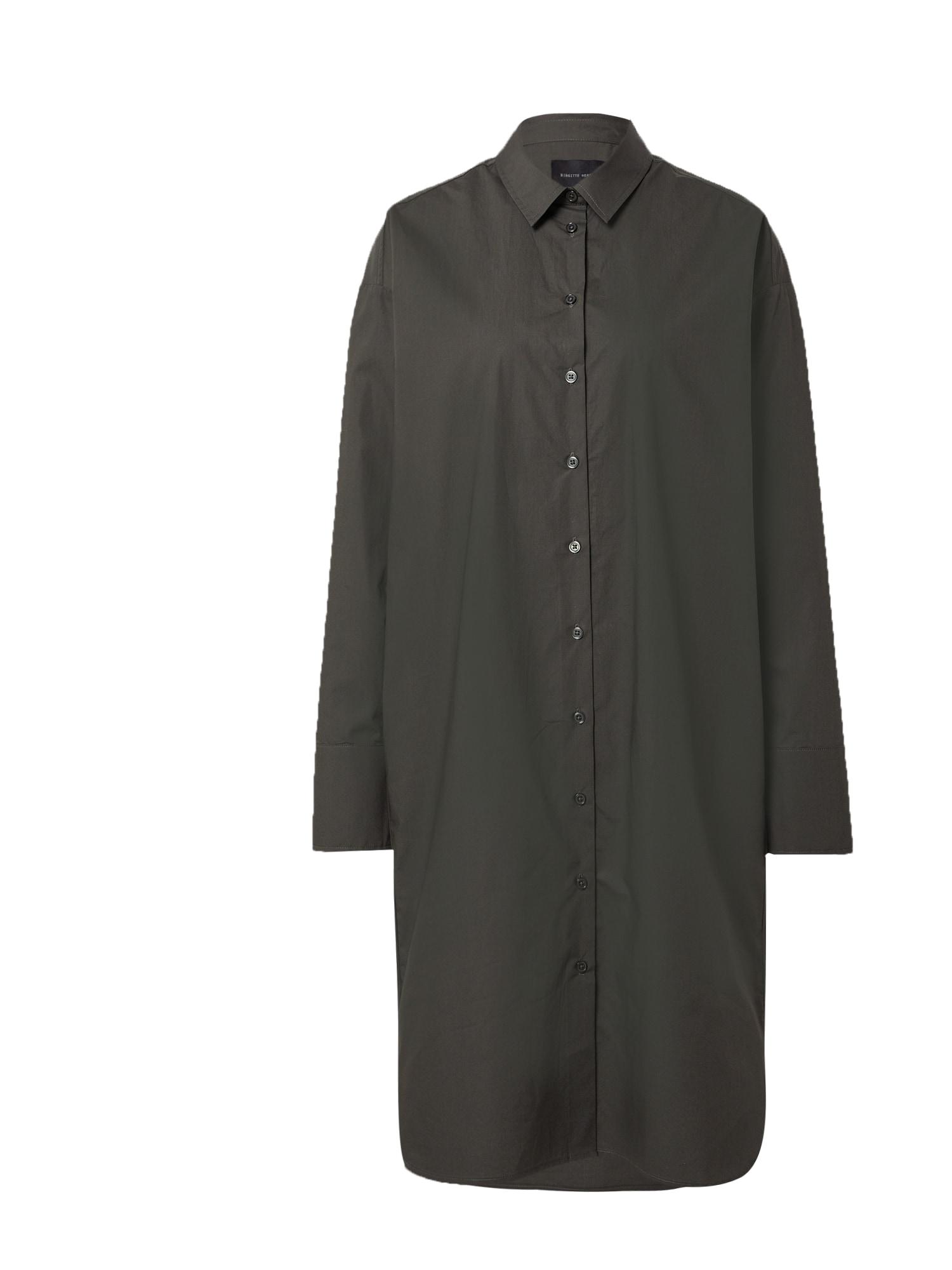 Birgitte Herskind Palaidinės tipo suknelė tamsiai žalia