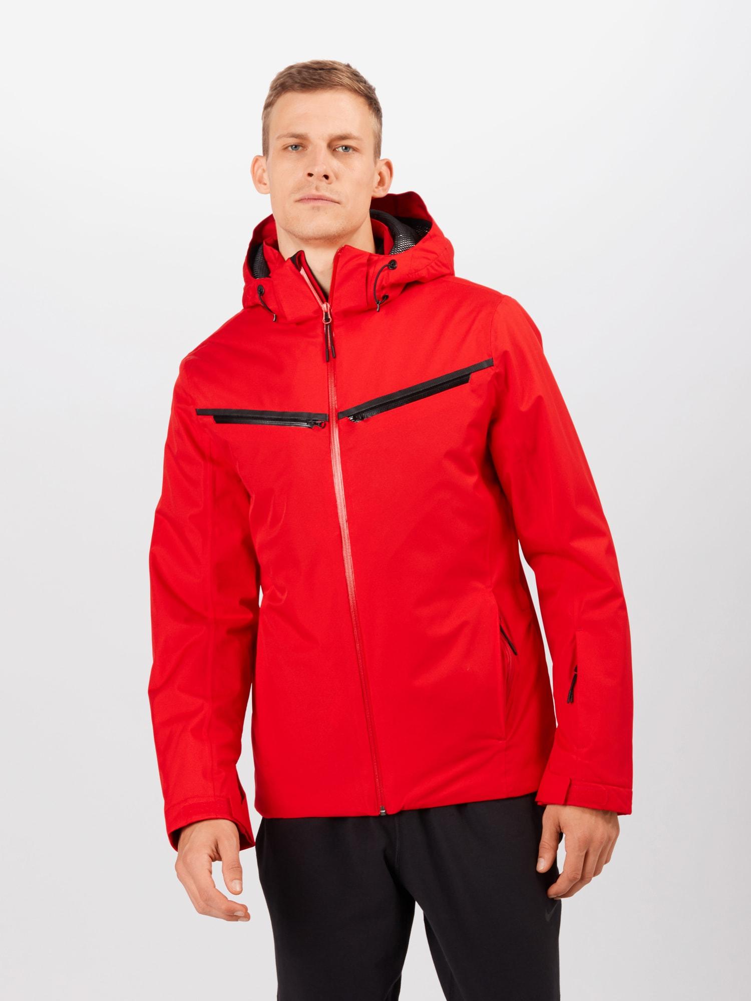 4F Sportjacka  röd