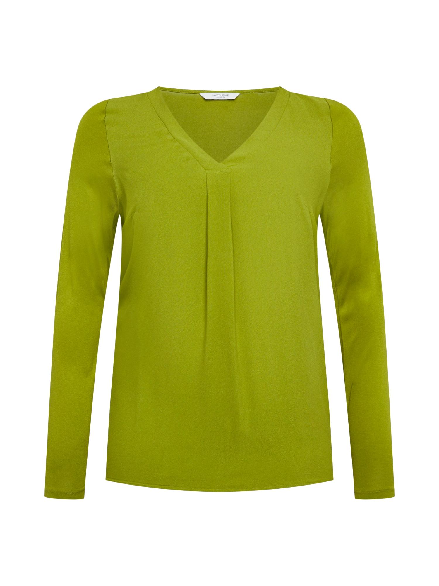 MY TRUE ME Marškinėliai žalia