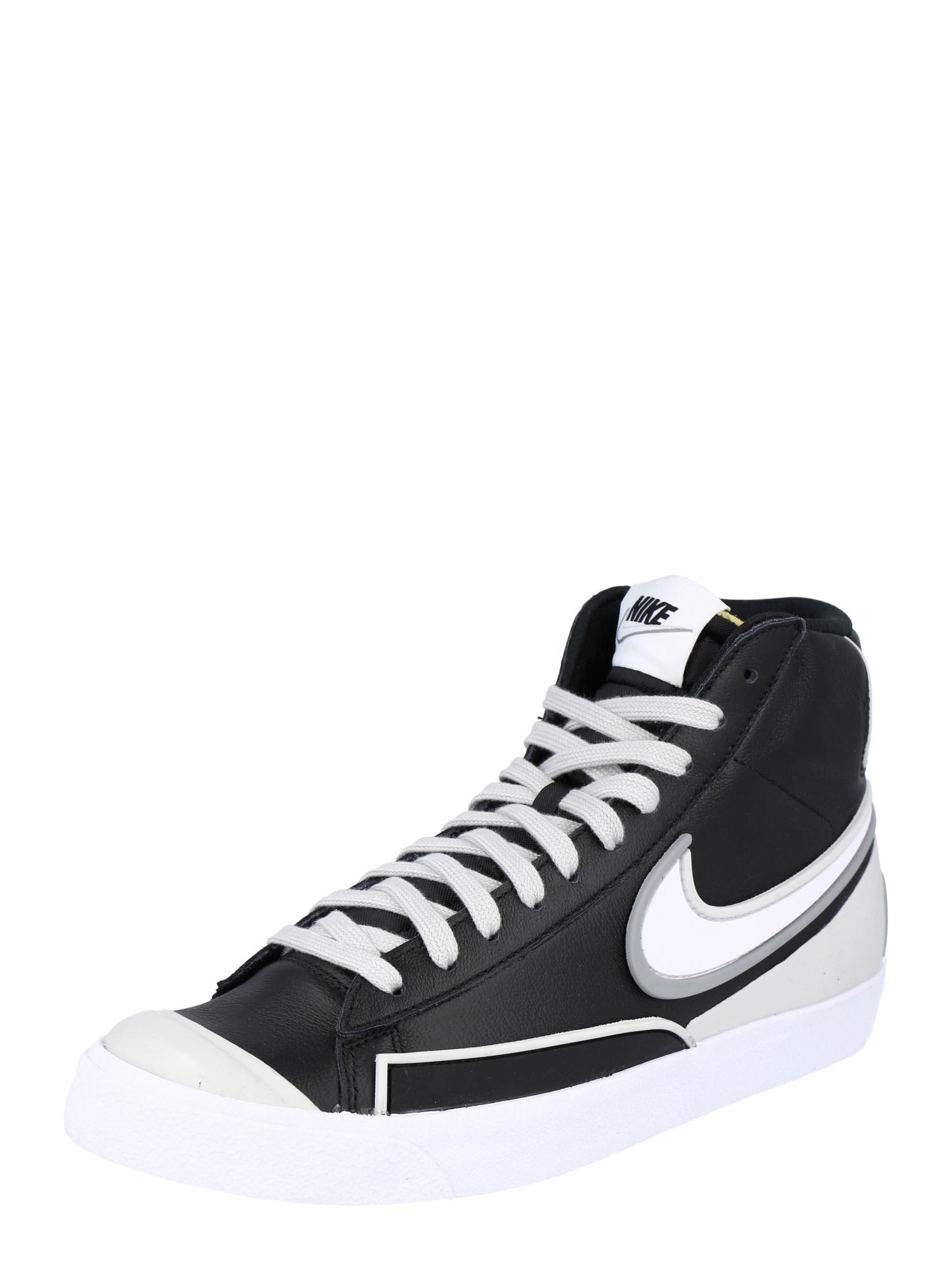 Nike Sportswear Sportbačiai su auliuku '77 Infinite' balta / juoda