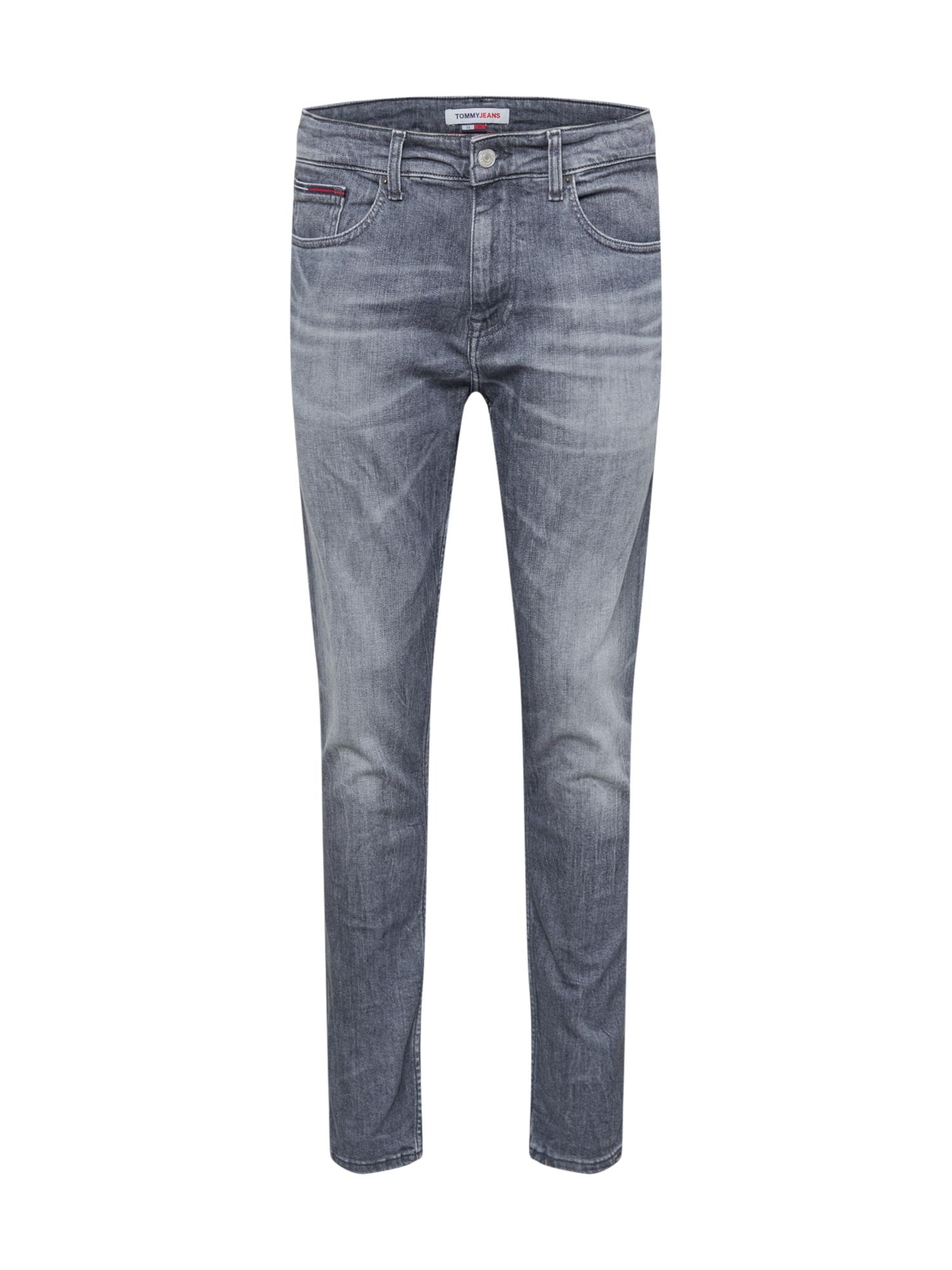 Tommy Jeans Džíny 'Austin'  šedá džínová