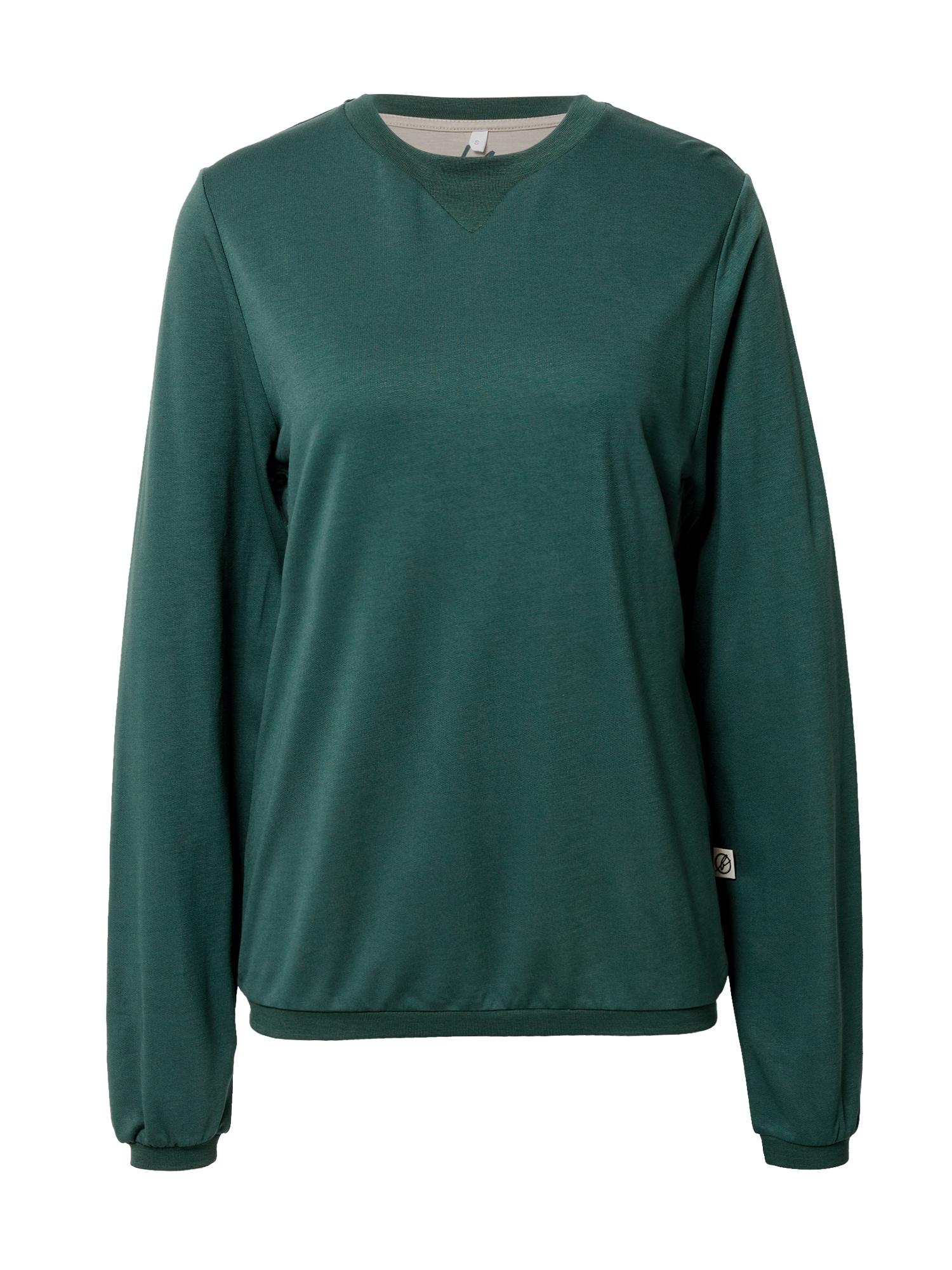 bleed clothing Megztinis be užsegimo tamsiai žalia