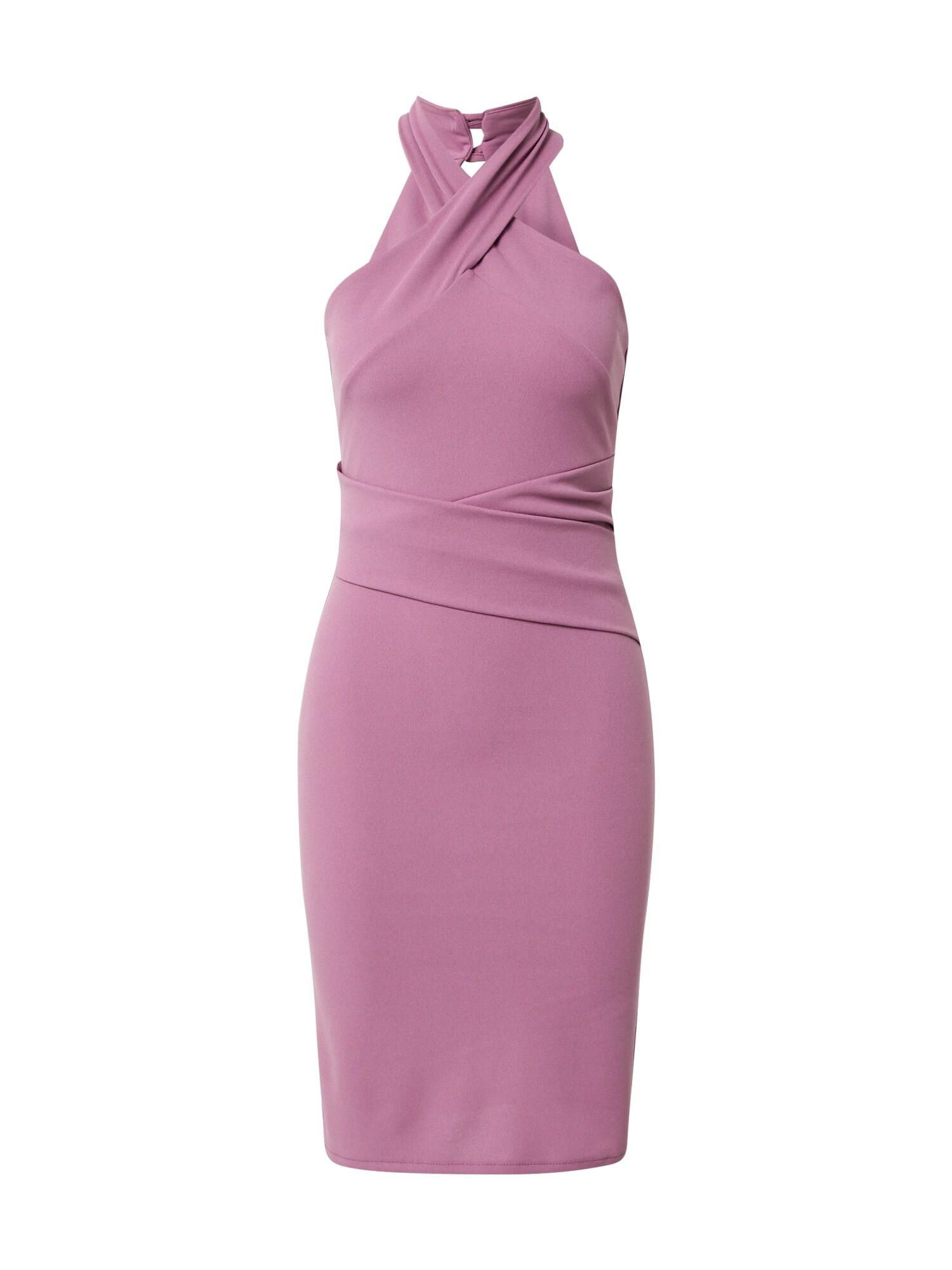 WAL G. Suknelė purpurinė