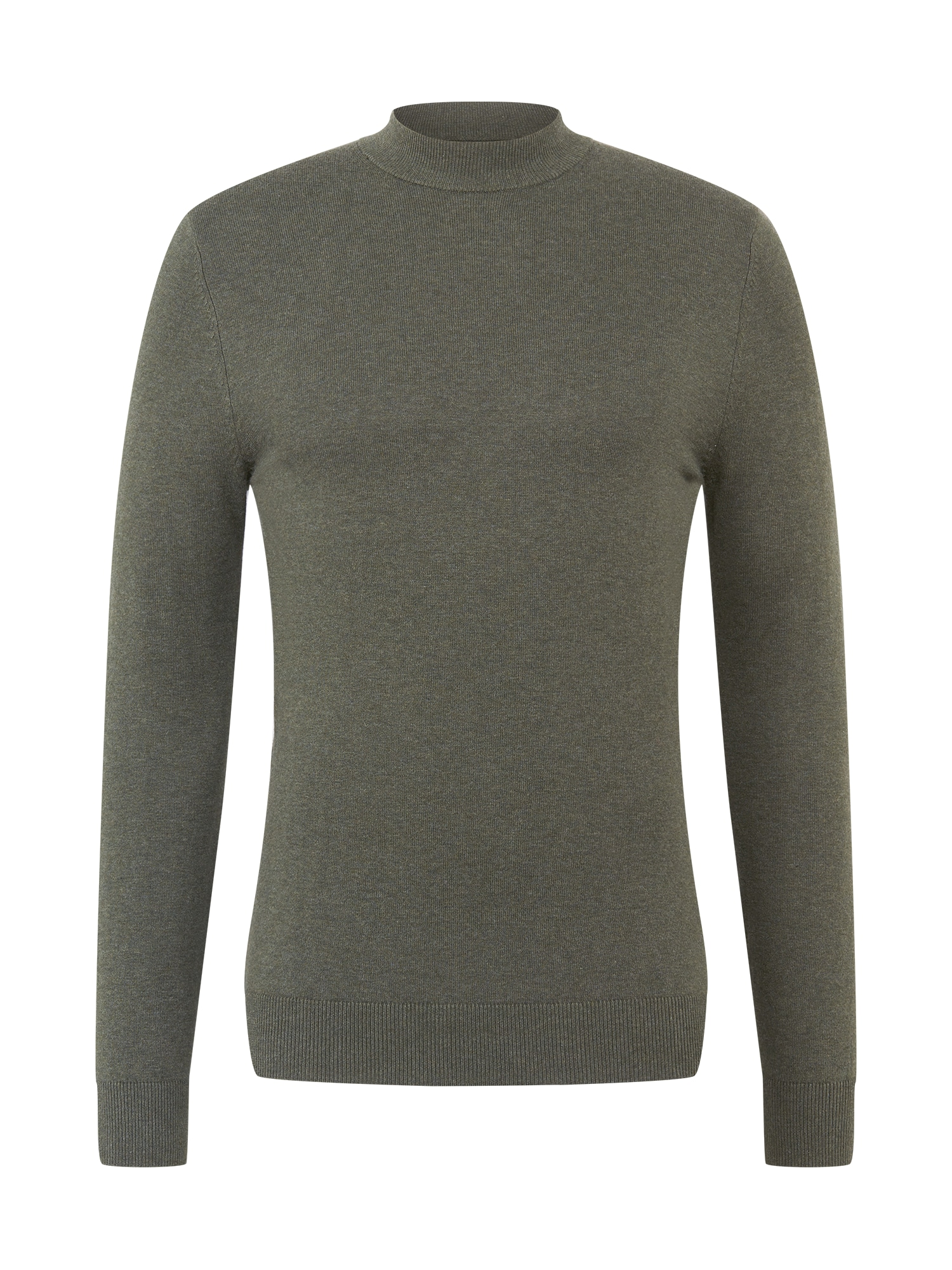 BURTON MENSWEAR LONDON Svetr 'TURTLE'  khaki