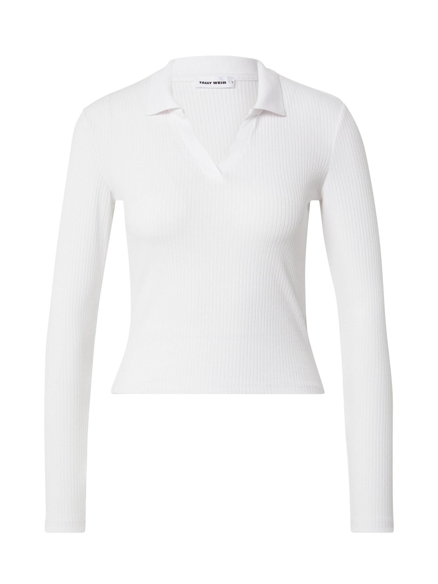Tally Weijl Marškinėliai balta