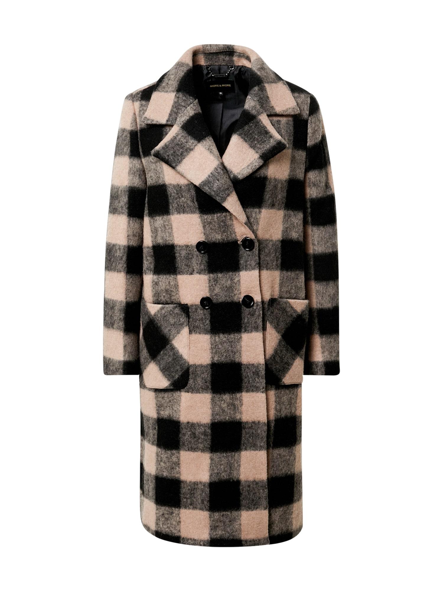 MORE & MORE Demisezoninis paltas