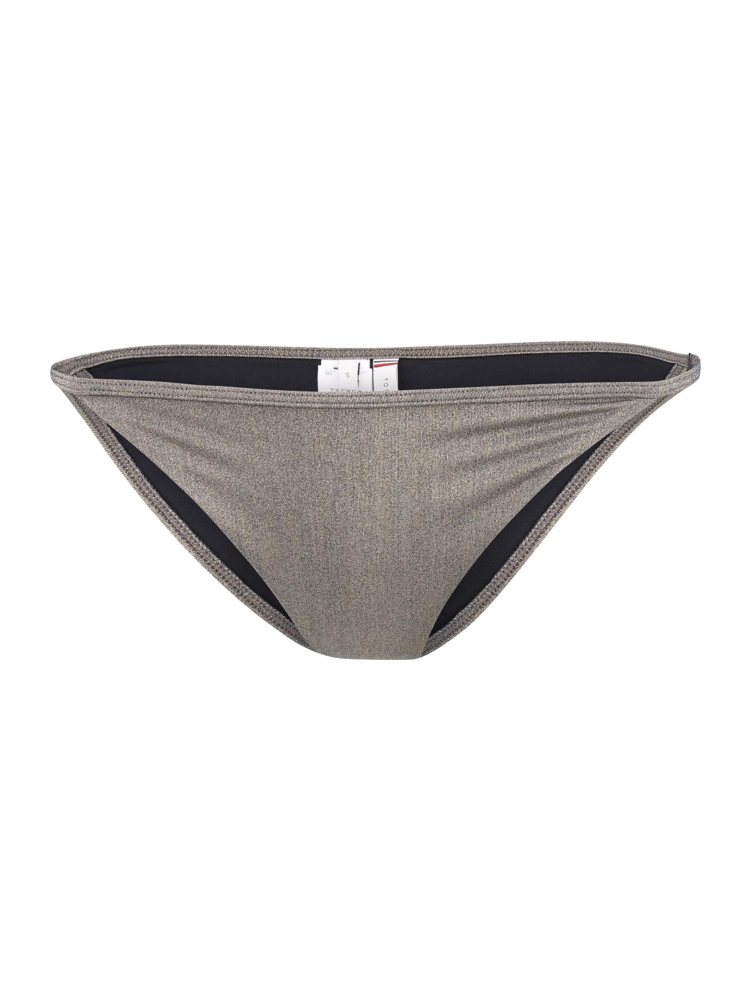 Tommy Hilfiger Underwear Bikinio kelnaitės melsvai pilka