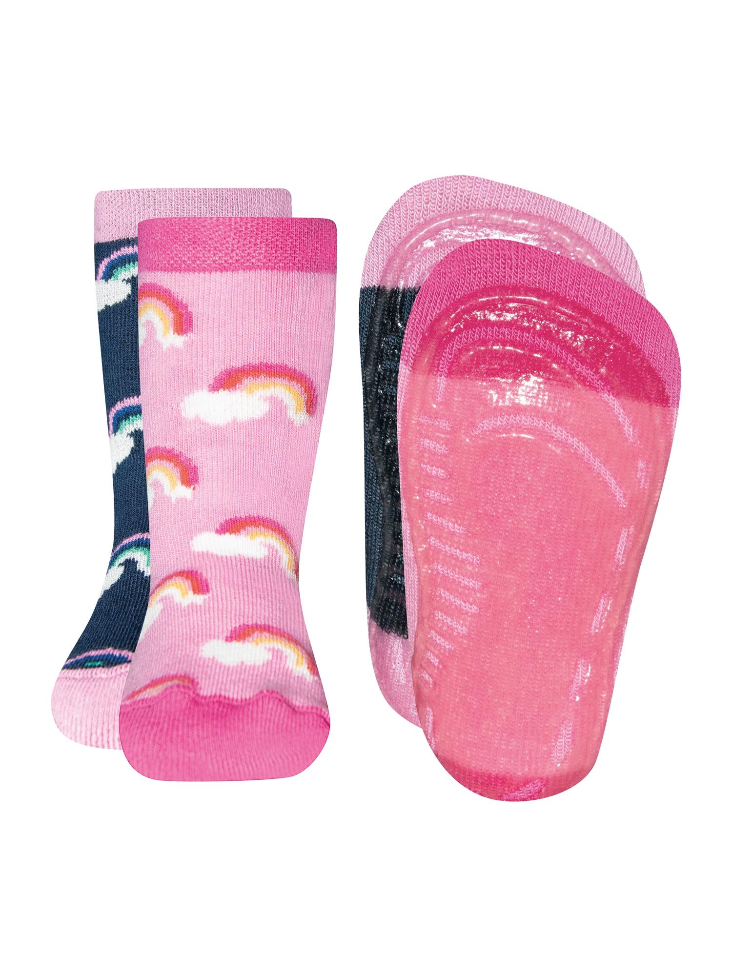 EWERS Ponožky  fialová / modrá