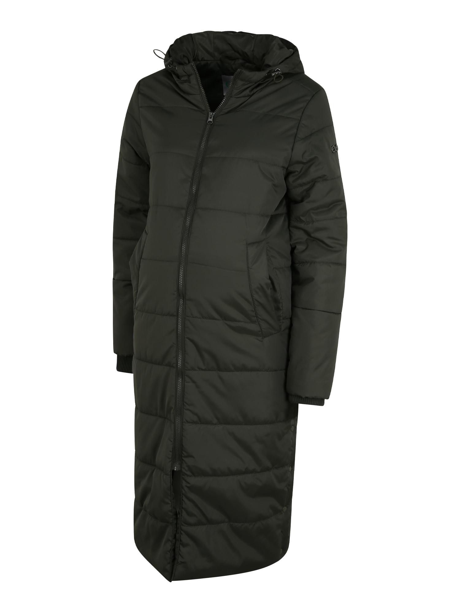 Modern Eternity Žieminis paltas 'Penepole' tamsiai žalia