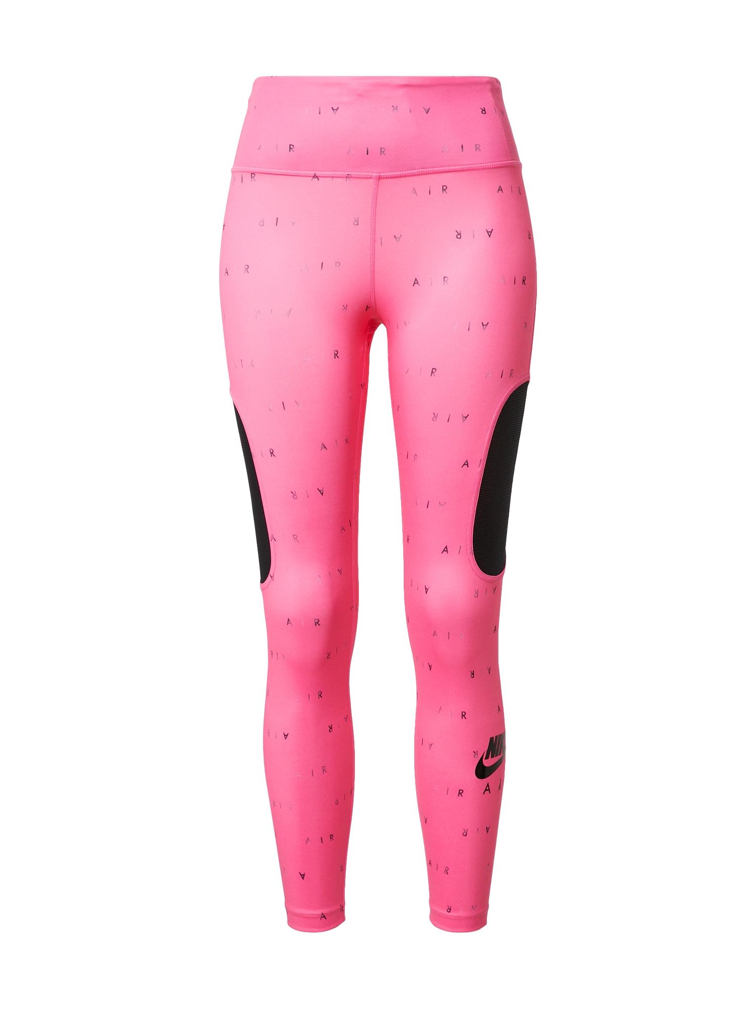 Nike Sportswear Tamprės rožių spalva / juoda